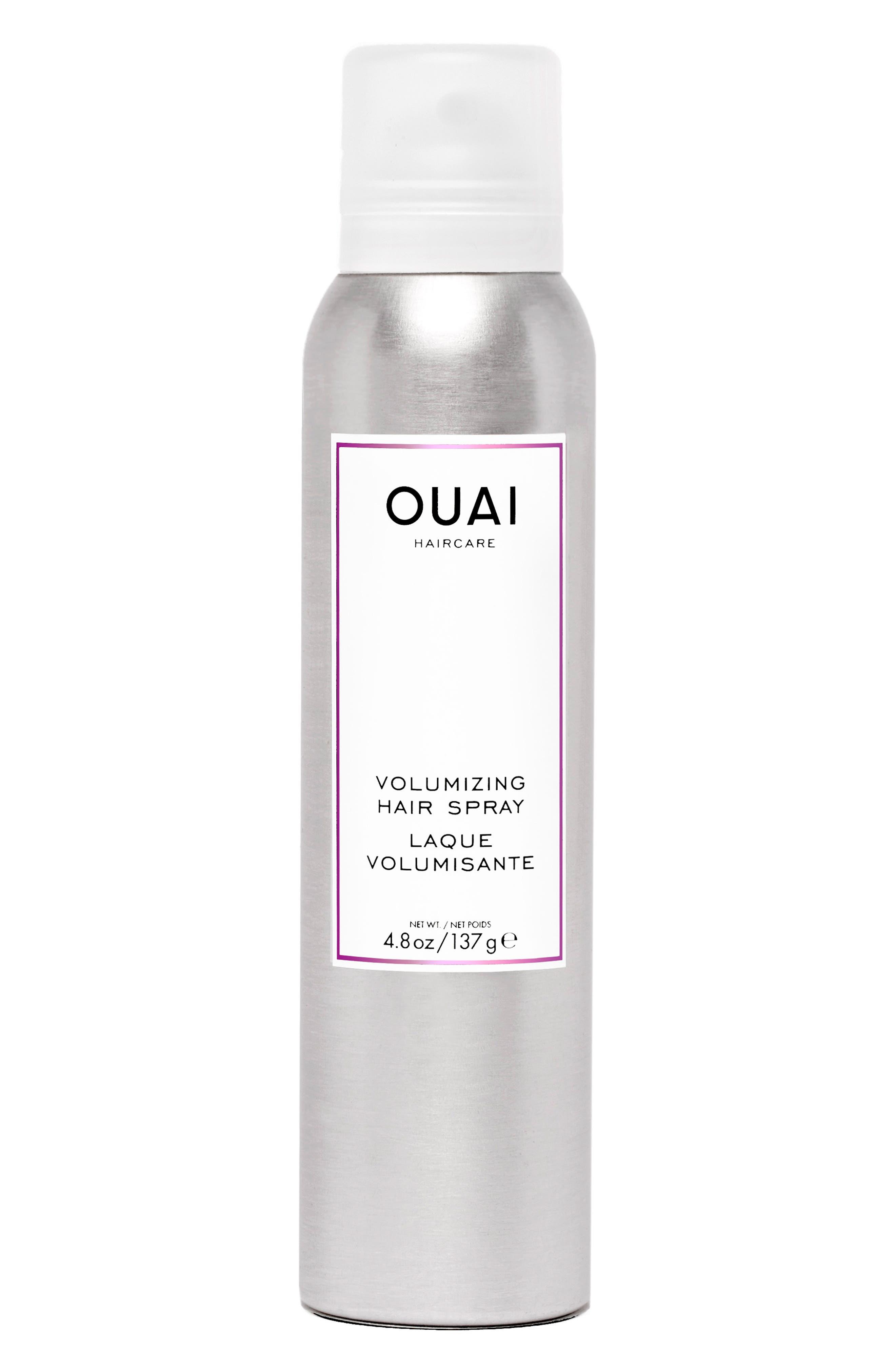 Volumizing Hair Spray,                         Main,                         color, NO COLOR