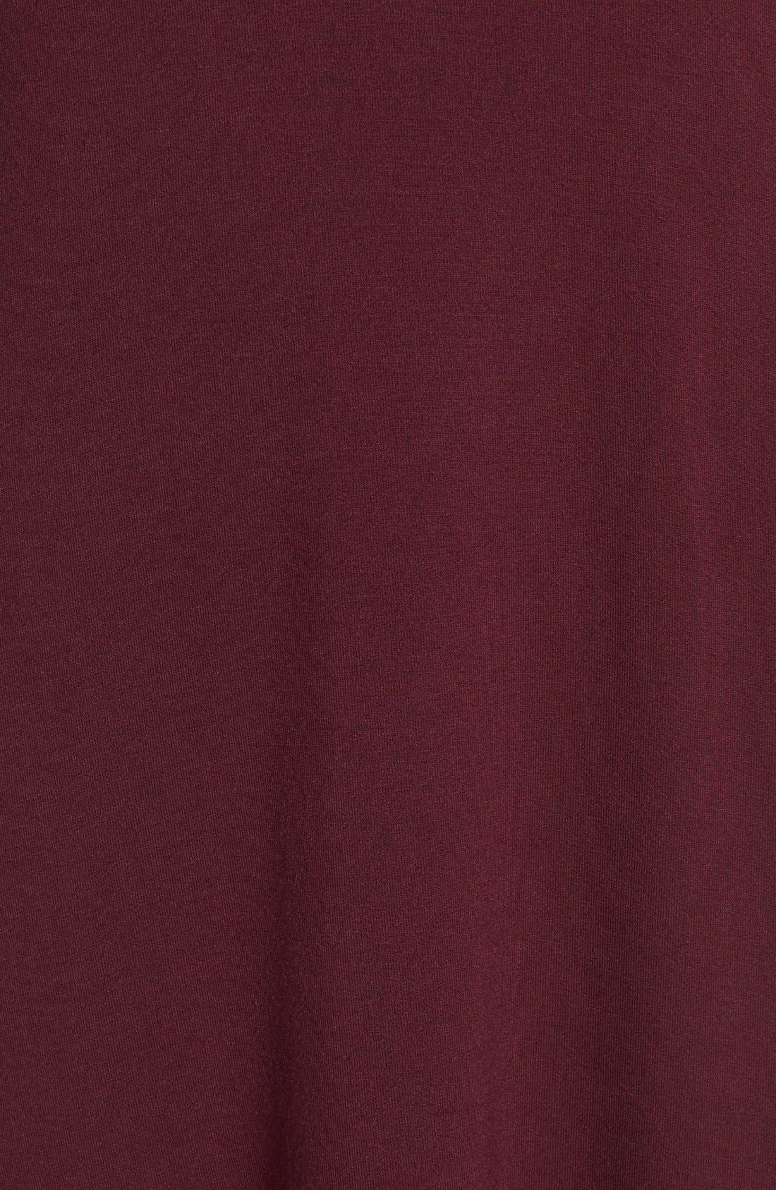 Cowl Neck Shift Dress,                             Alternate thumbnail 65, color,