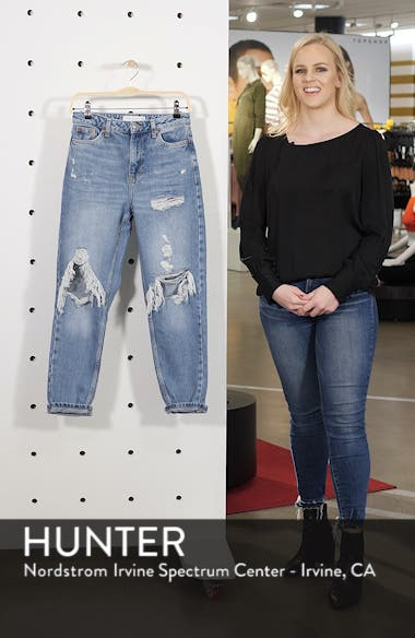 Destroyed Mom Jeans, sales video thumbnail
