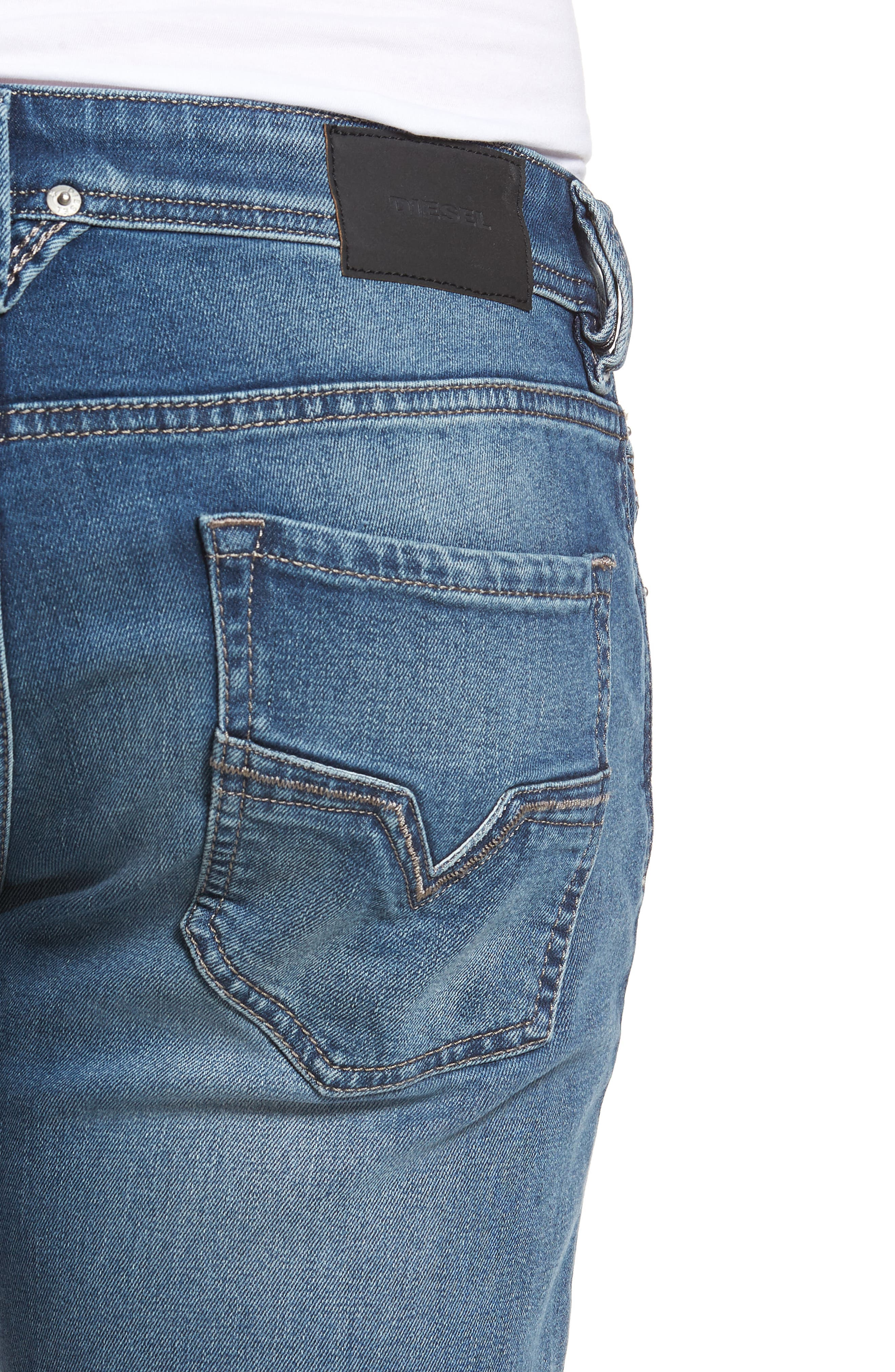 Larkee Relaxed Fit Jeans,                             Alternate thumbnail 4, color,                             900