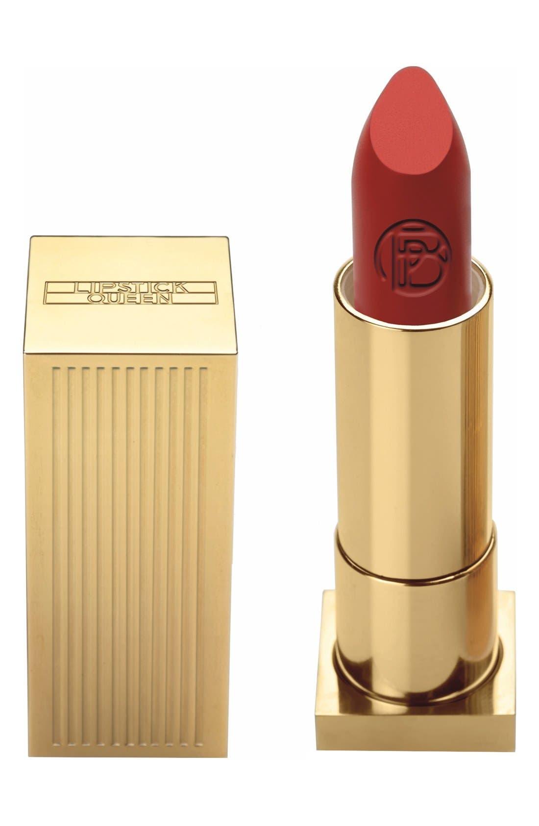 SPACE.NK.apothecary Lipstick Queen Velvet Rope Lipstick,                             Main thumbnail 1, color,                             960