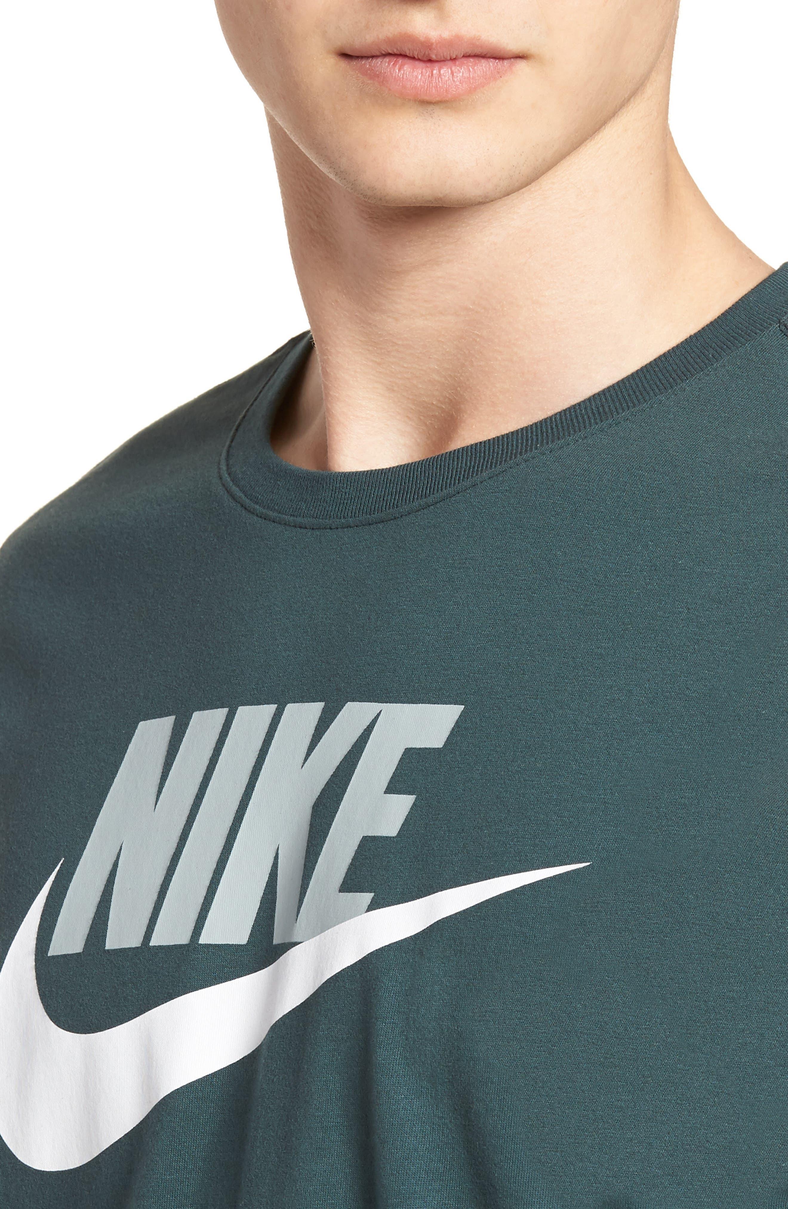 'Tee-Futura Icon' Graphic T-Shirt,                             Alternate thumbnail 65, color,