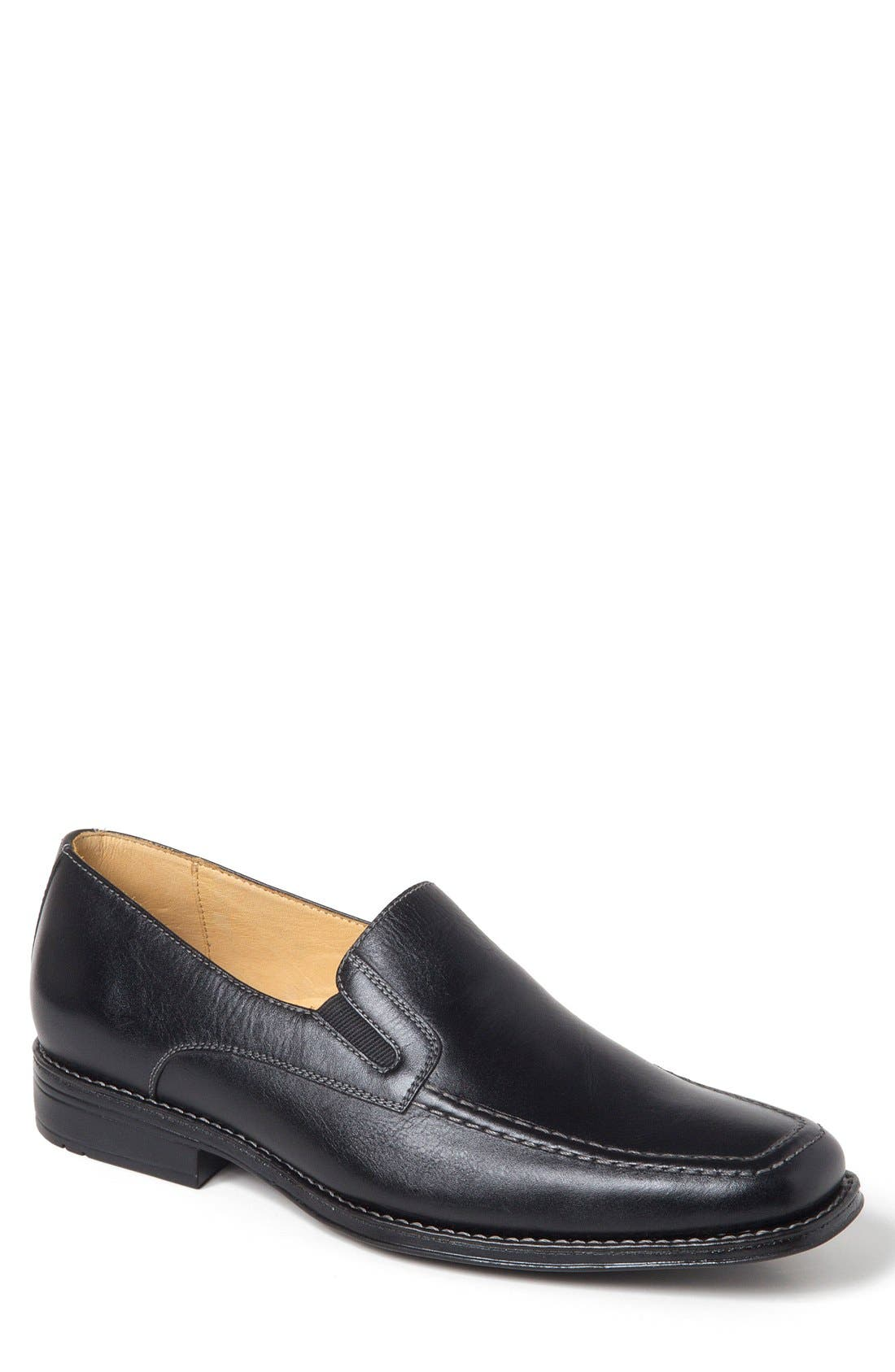 Marc Venetian Loafer,                             Main thumbnail 1, color,                             001