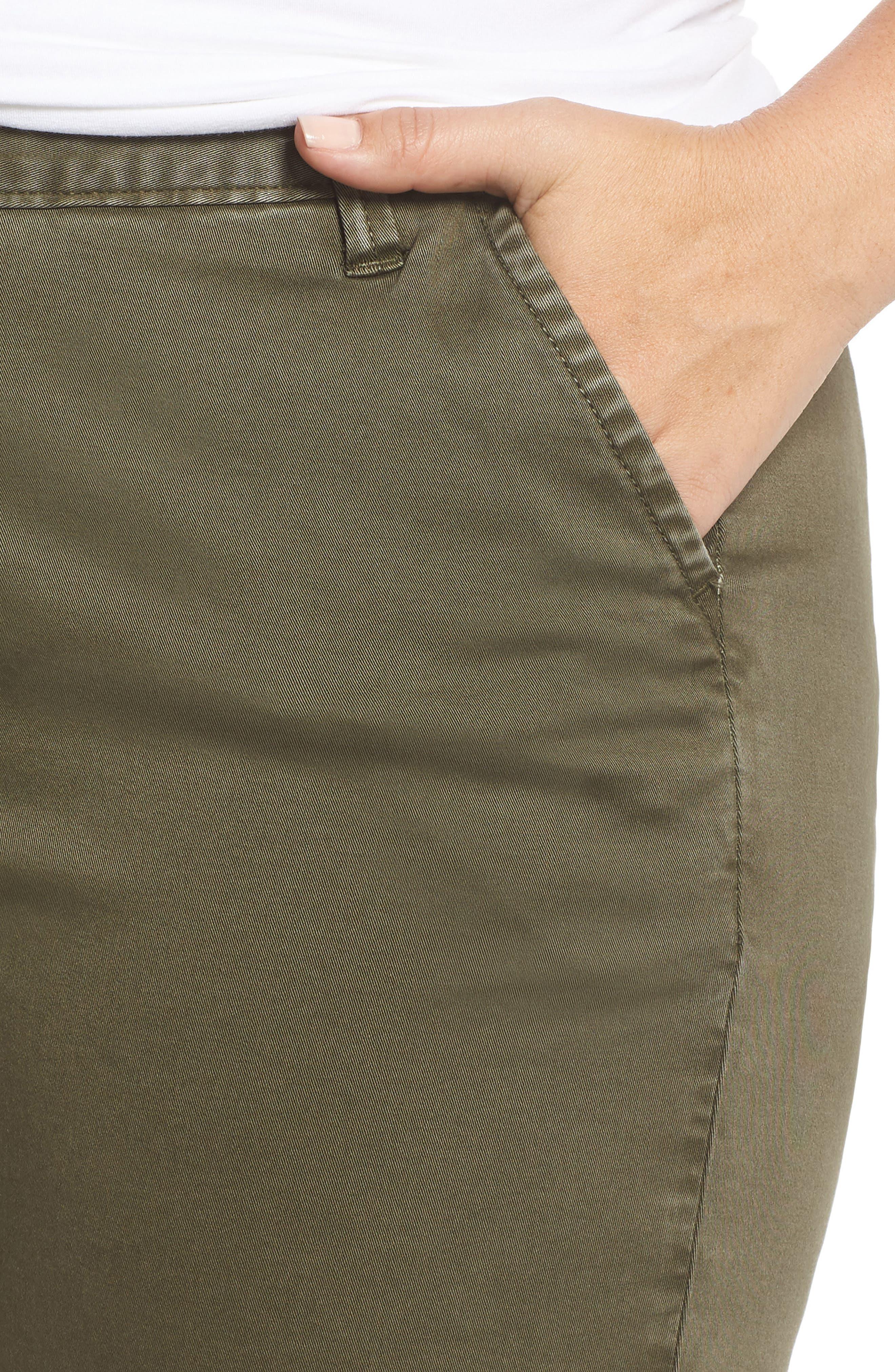 Twill Shorts,                             Alternate thumbnail 15, color,