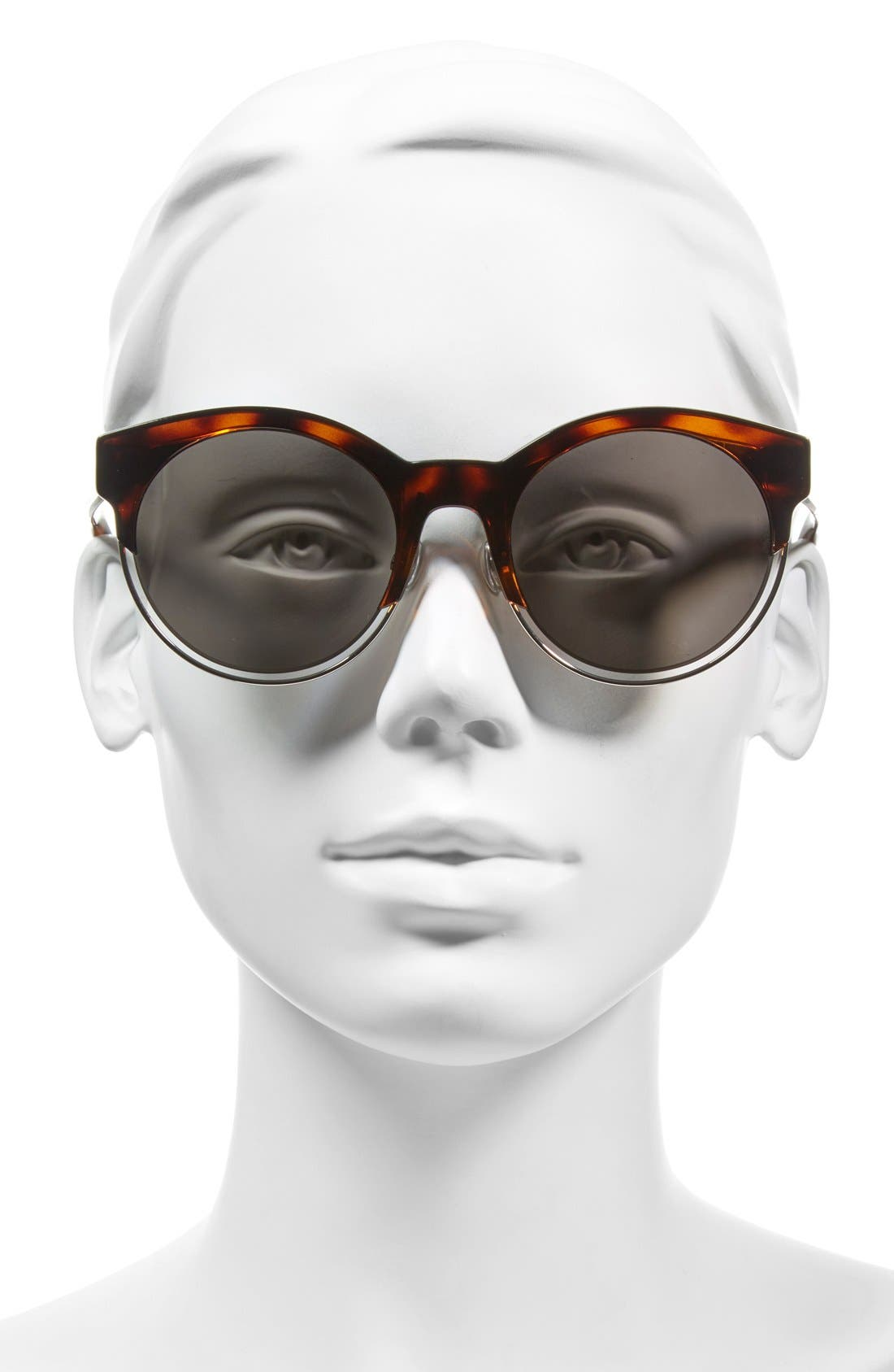 Siderall 1 53mm Round Sunglasses,                             Alternate thumbnail 13, color,