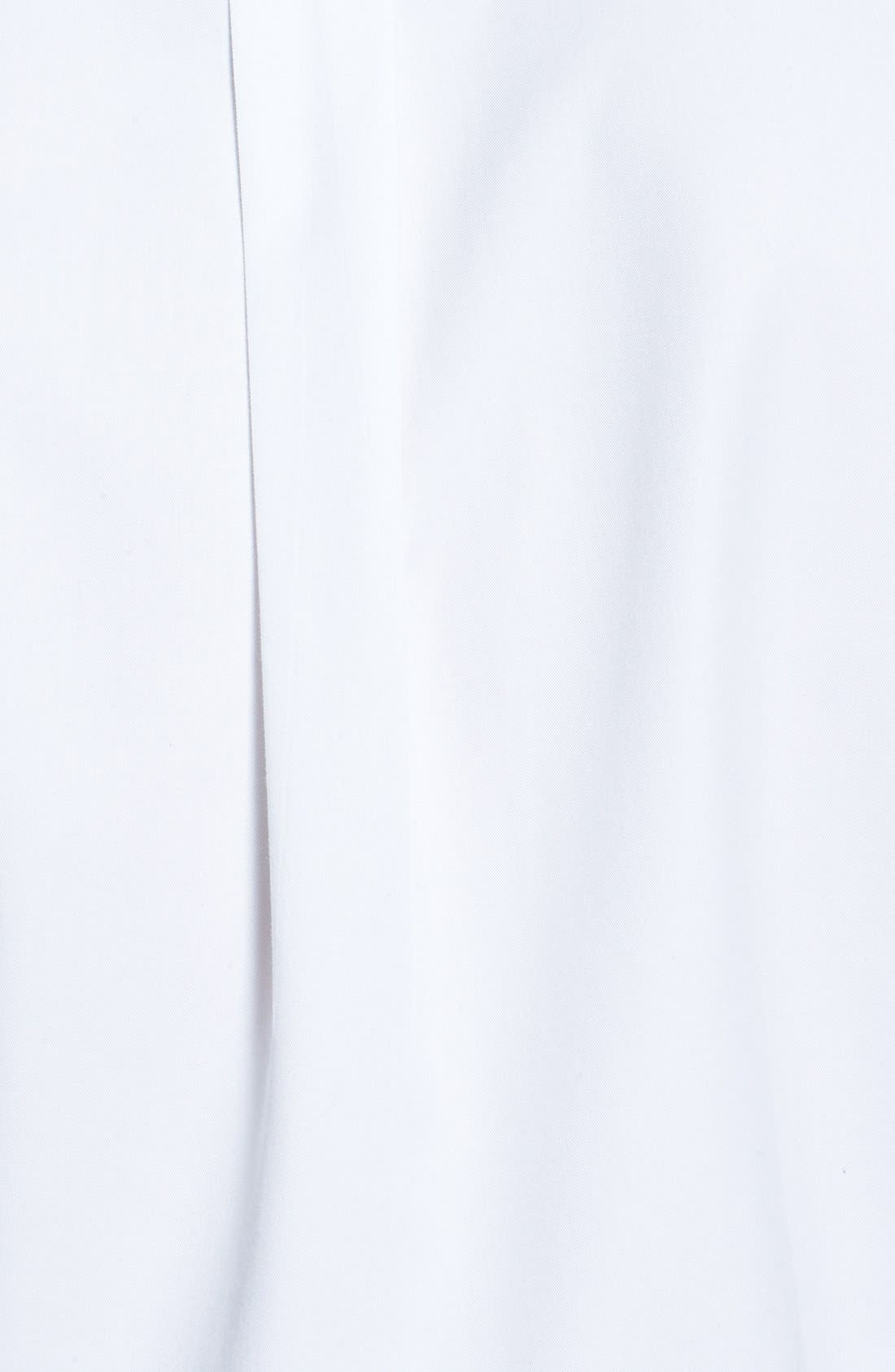 Smartcare<sup>™</sup> Traditional Fit Twill Boat Shirt,                             Alternate thumbnail 49, color,