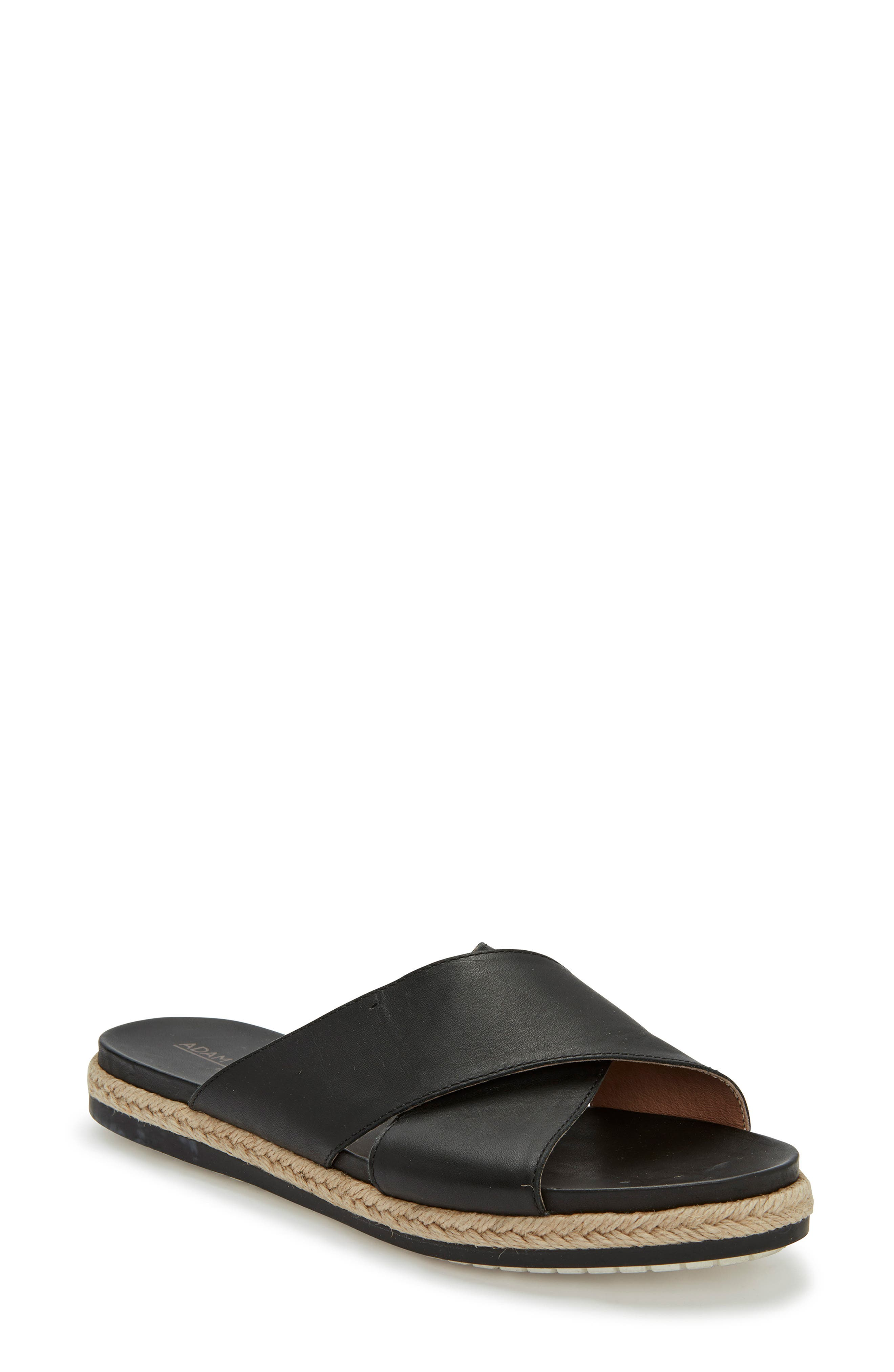 17580220a92 Adam Tucker By Me Too Reeta Slide Sandal- Black