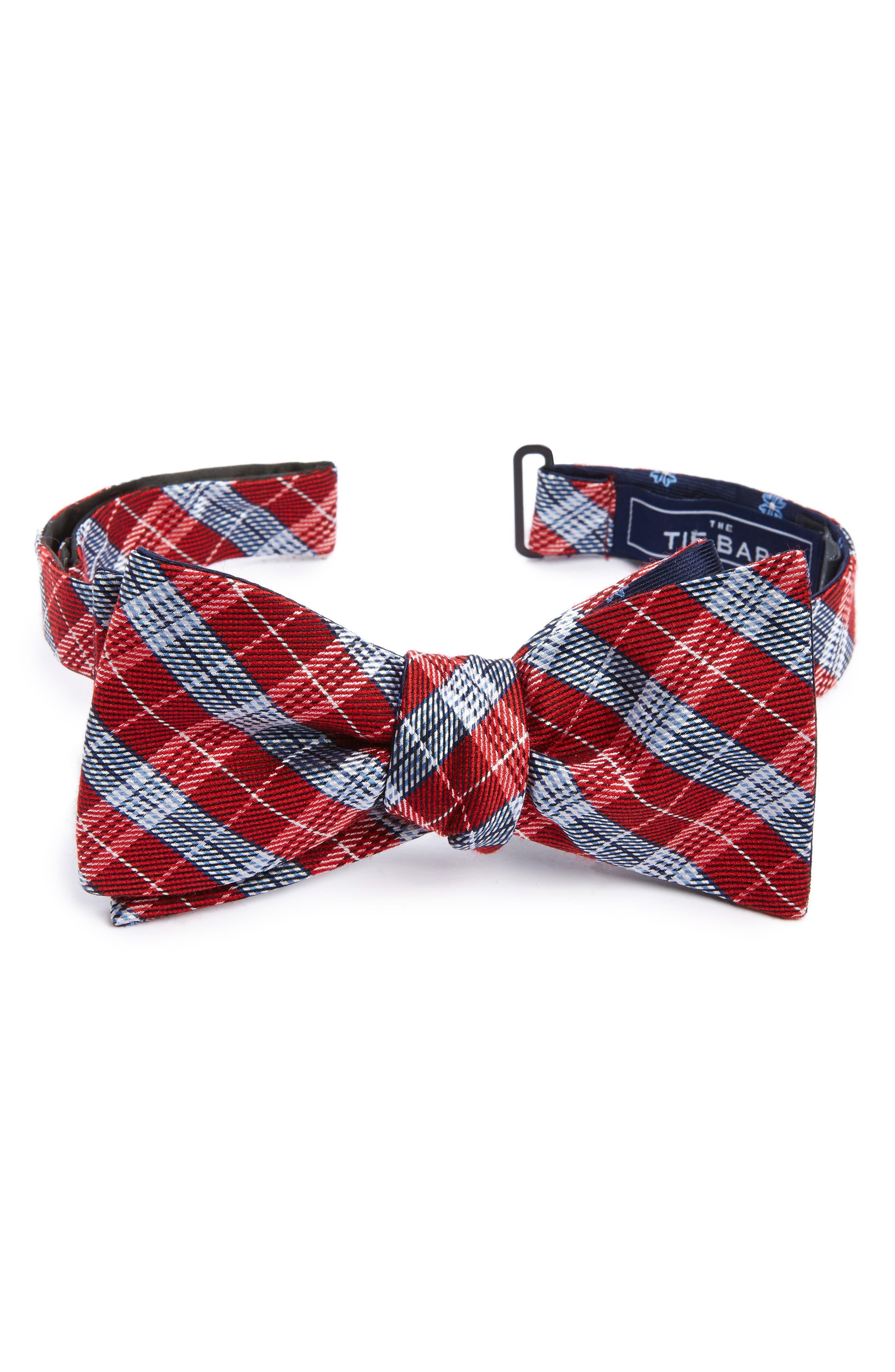 Emerson Reversible Silk Bow Tie,                             Main thumbnail 3, color,