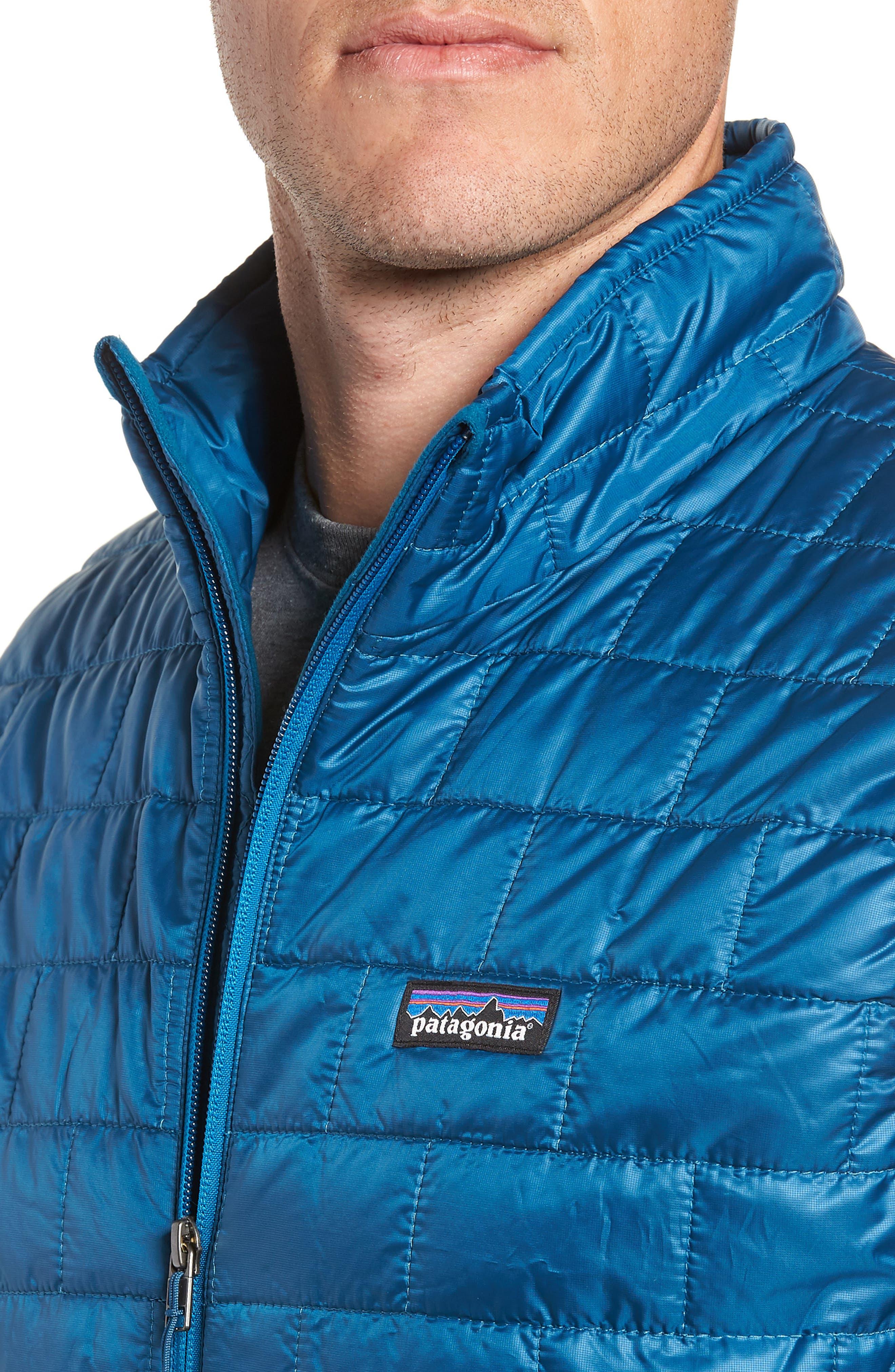 Nano Puff<sup>®</sup> Vest,                             Alternate thumbnail 4, color,                             BIG SUR BLUE
