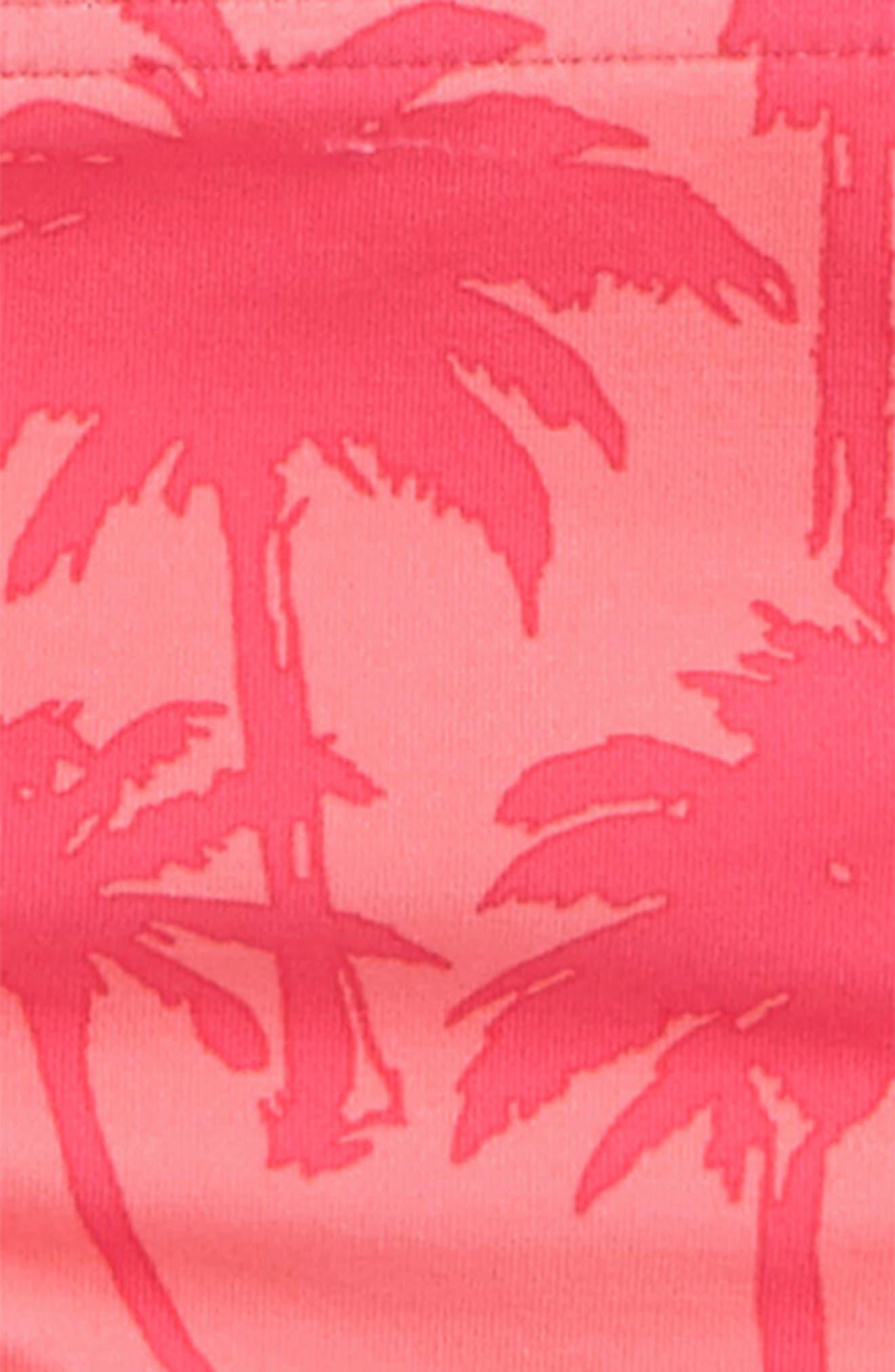 Palm Two-Piece Swimsuit,                             Main thumbnail 1, color,                             950