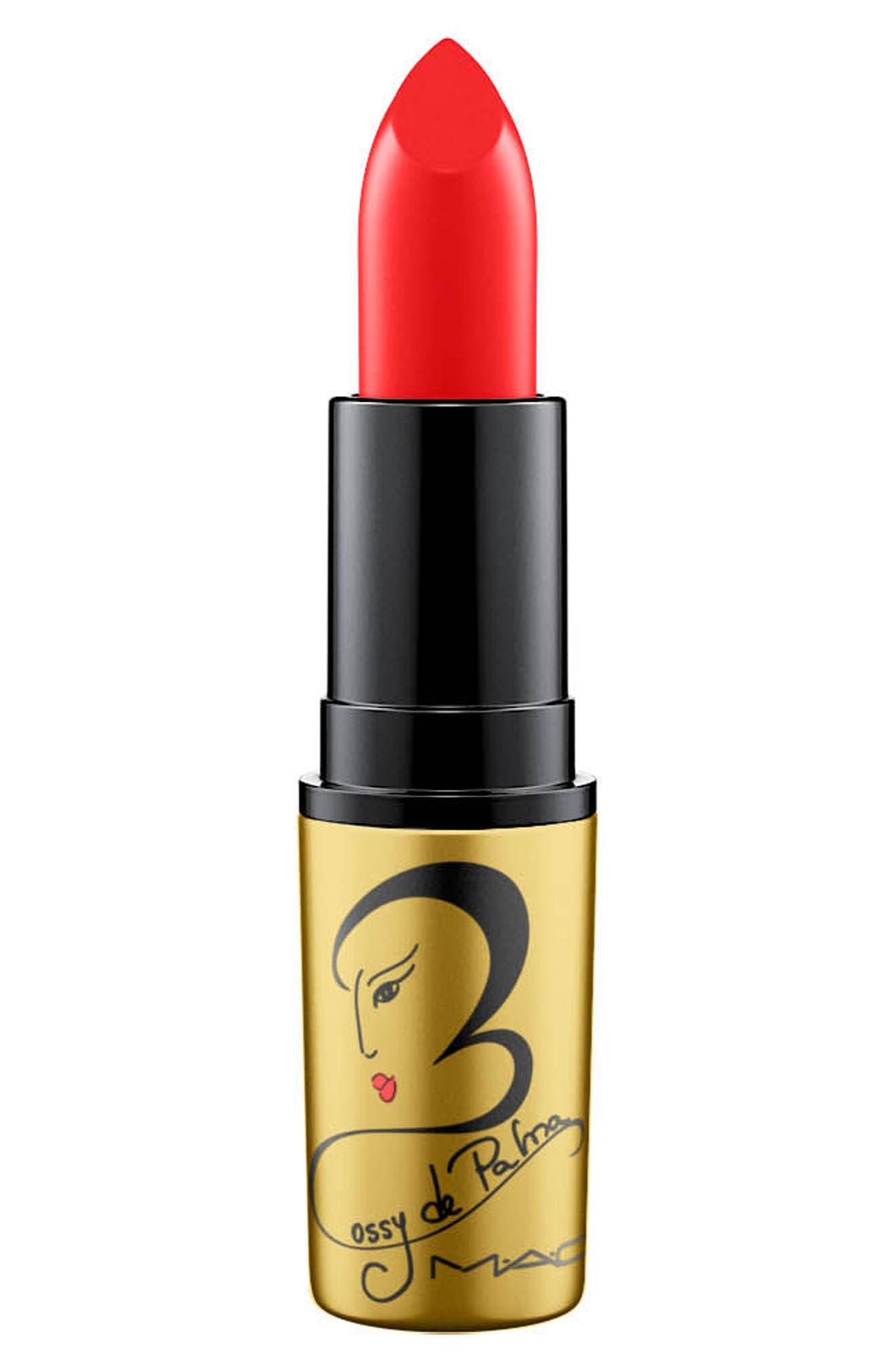MAC Rossy de Palma Lipstick,                             Alternate thumbnail 5, color,