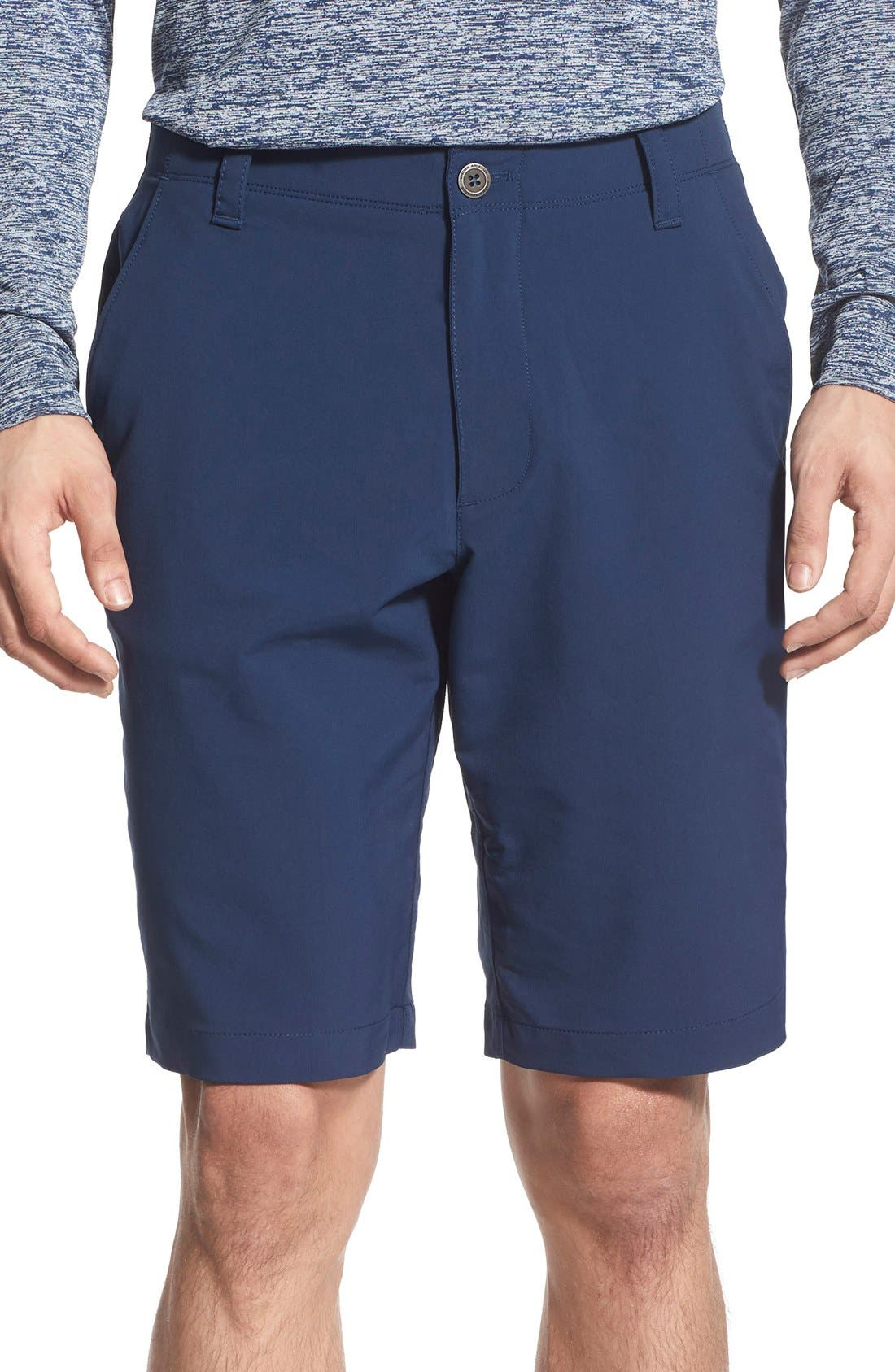 'Matchplay' Moisture Wicking Golf Shorts,                             Main thumbnail 3, color,