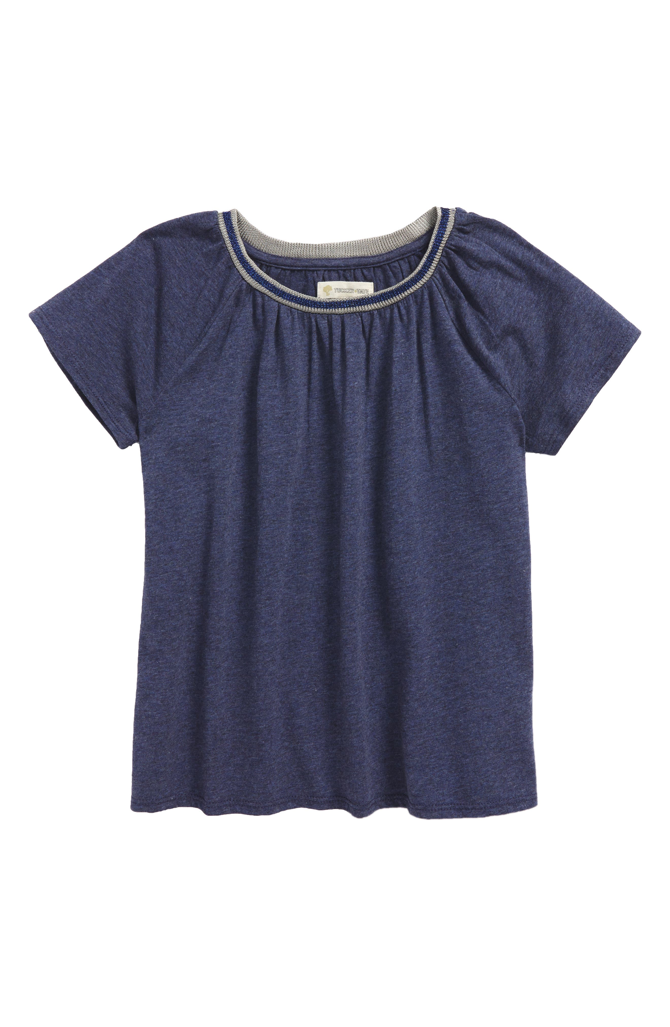 Essential Tee,                         Main,                         color, 410
