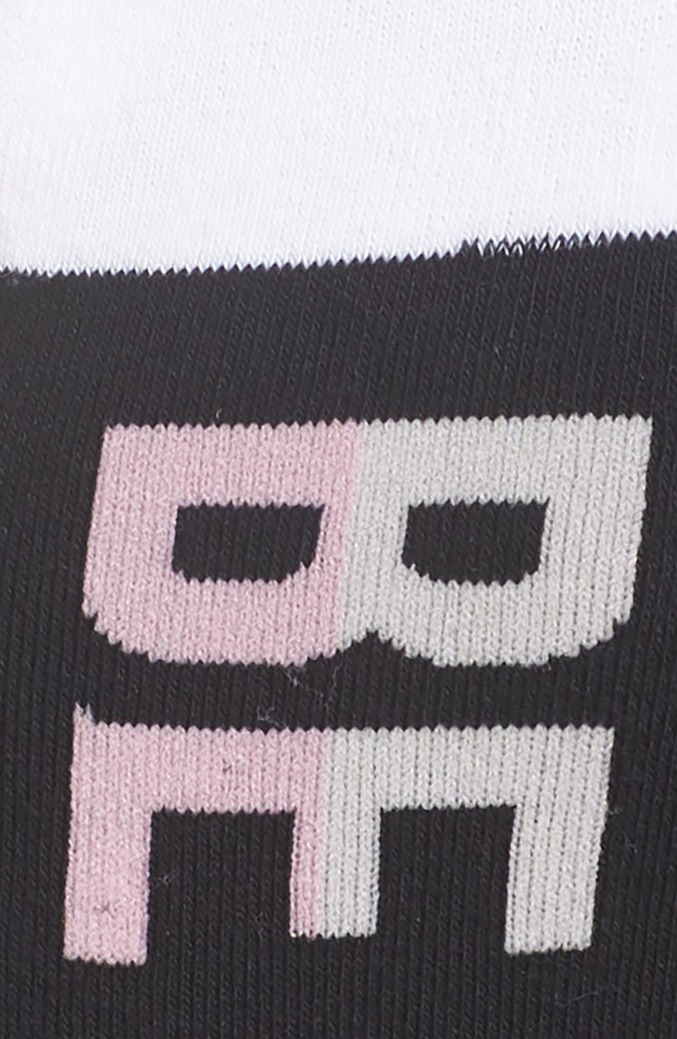 Be the Boss Low-Cut Socks,                             Alternate thumbnail 3, color,                             410