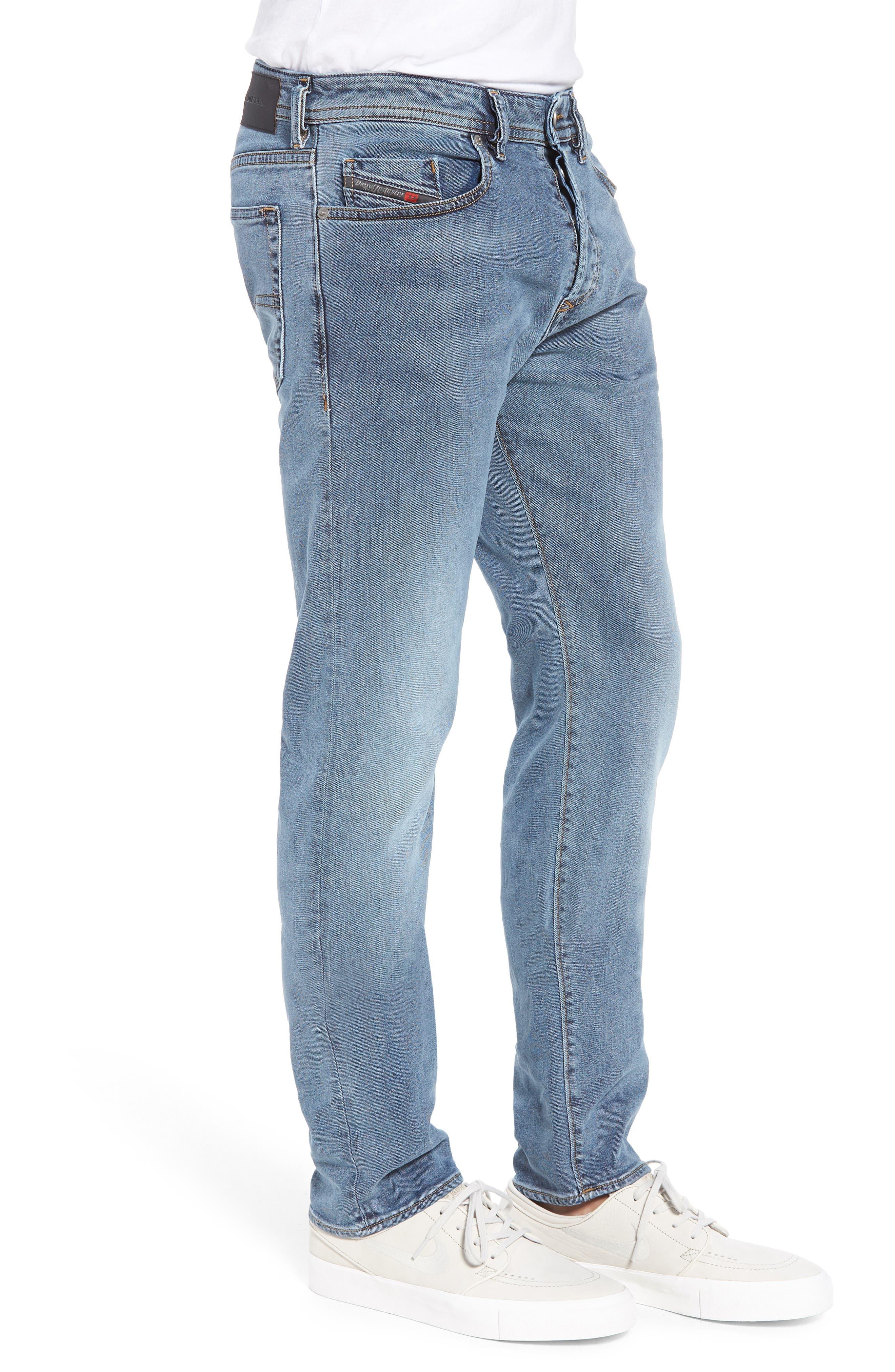 Buster Slim Straight Leg Jeans,                             Alternate thumbnail 3, color,                             084SJ