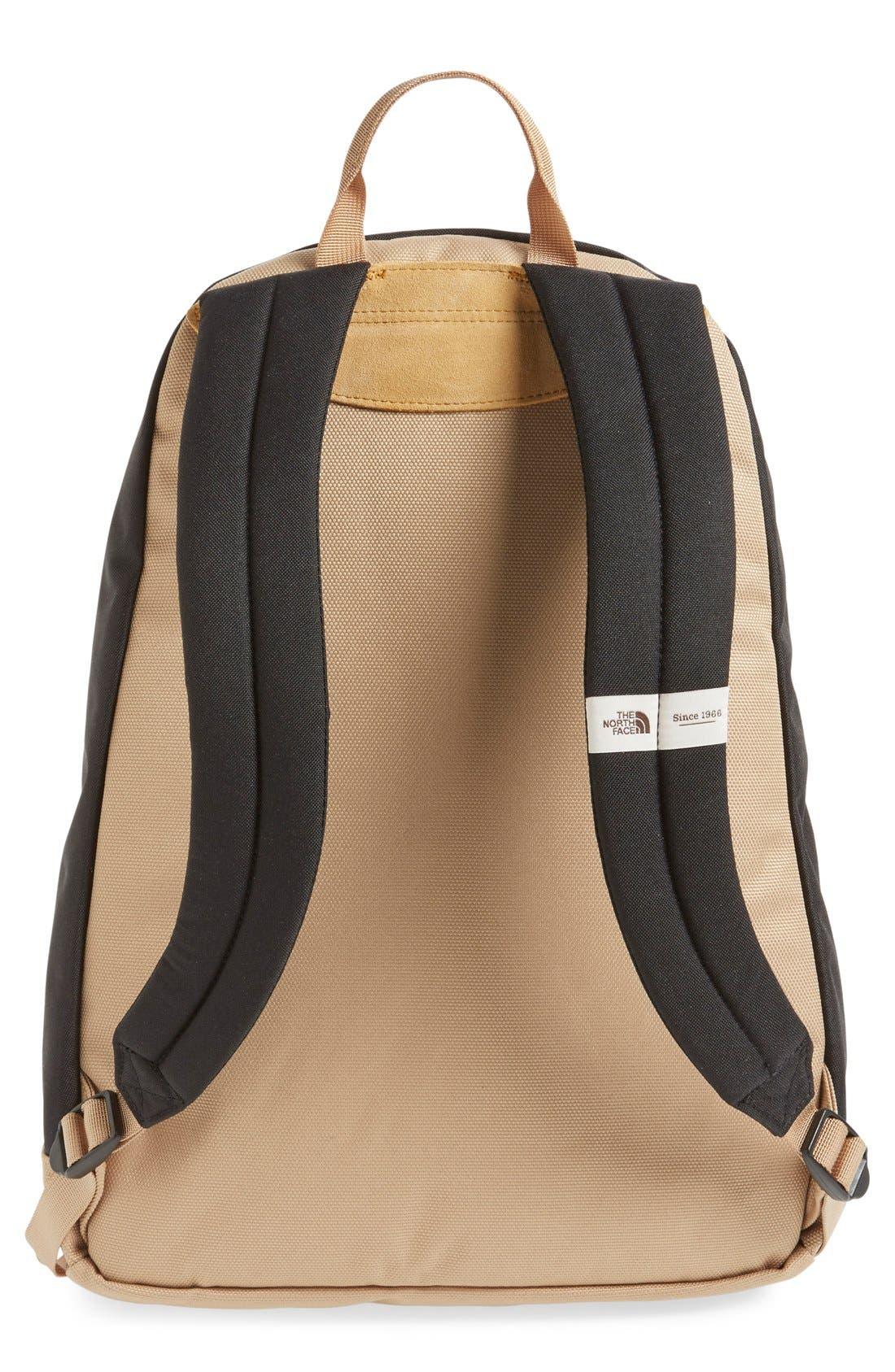 THE NORTH FACE,                             'Mini Berkeley' Backpack,                             Alternate thumbnail 3, color,                             001