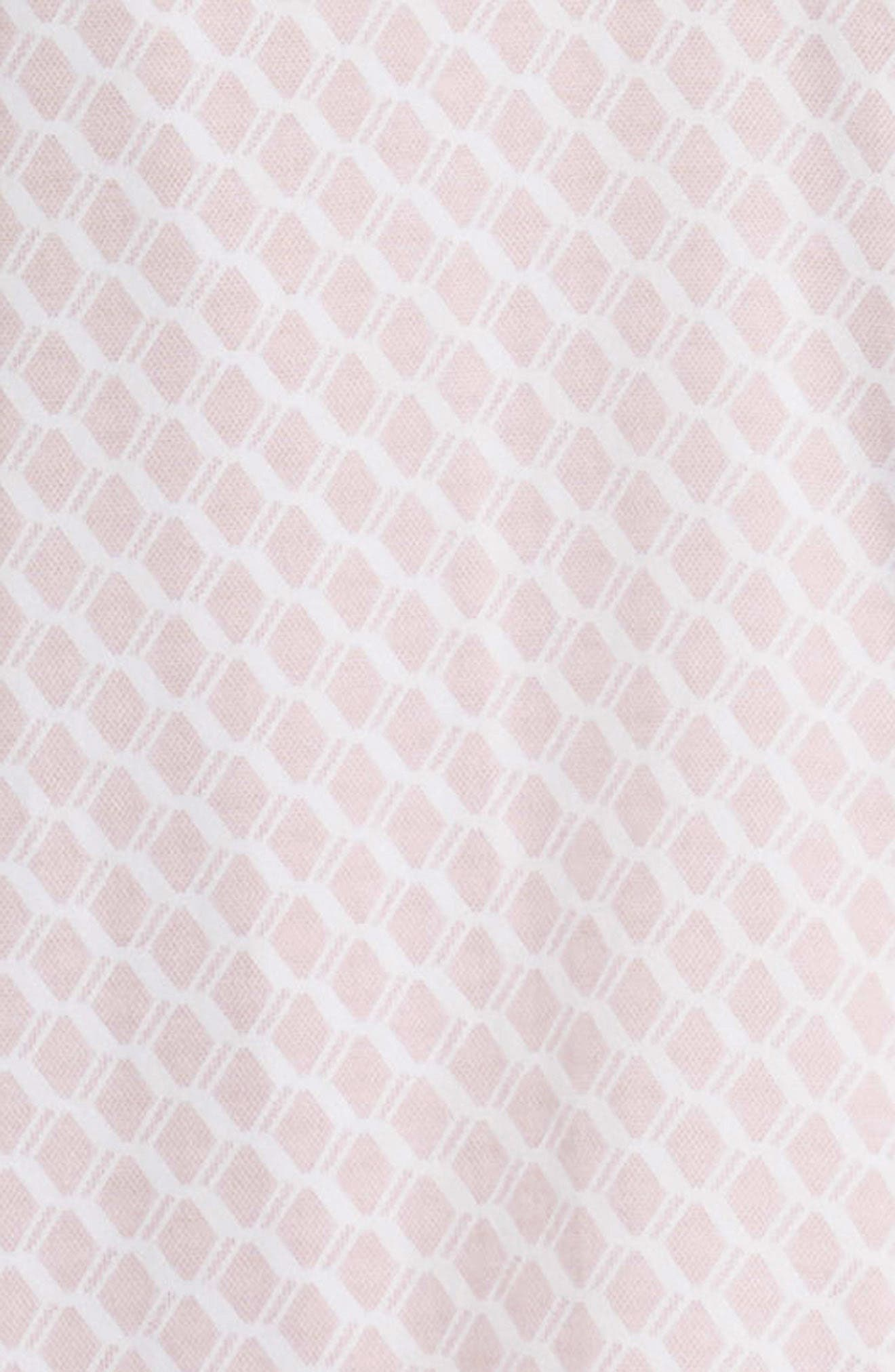 Pimlitt Geometric Pattern Sport Shirt,                             Alternate thumbnail 6, color,                             PINK