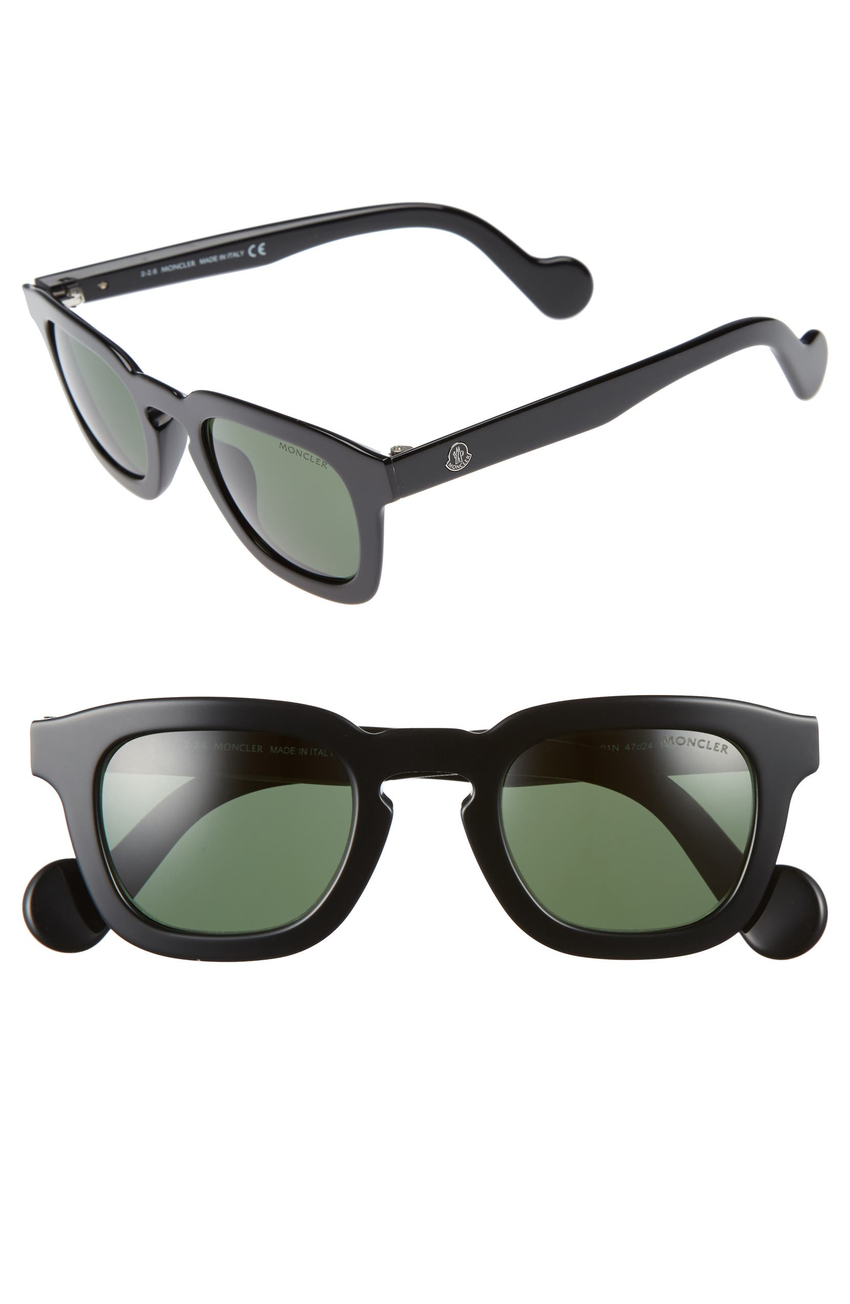 745f40b04d2 Moncler 47mm Sunglasses