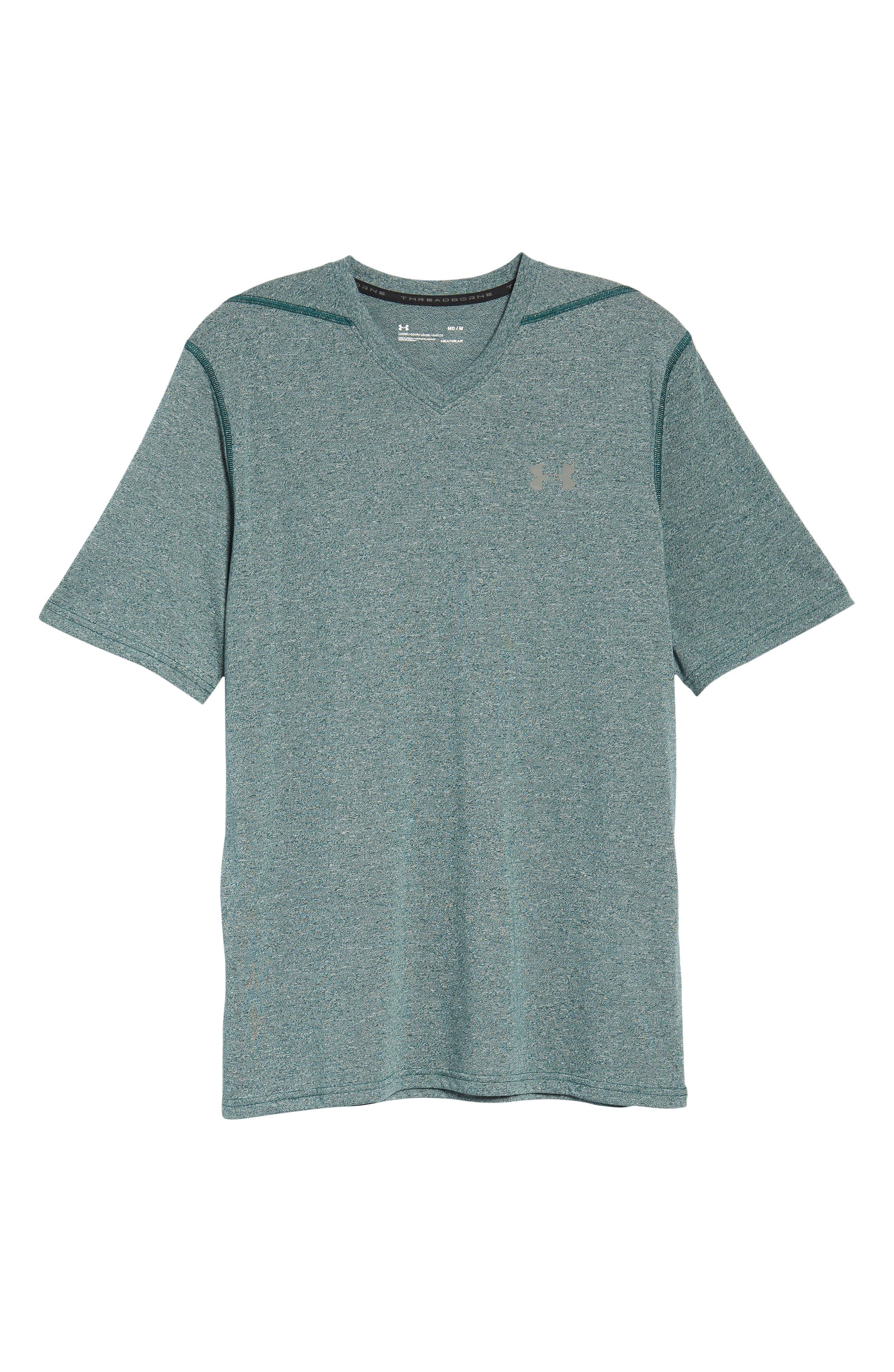 Regular Fit Threadborne T-Shirt,                             Alternate thumbnail 6, color,                             300