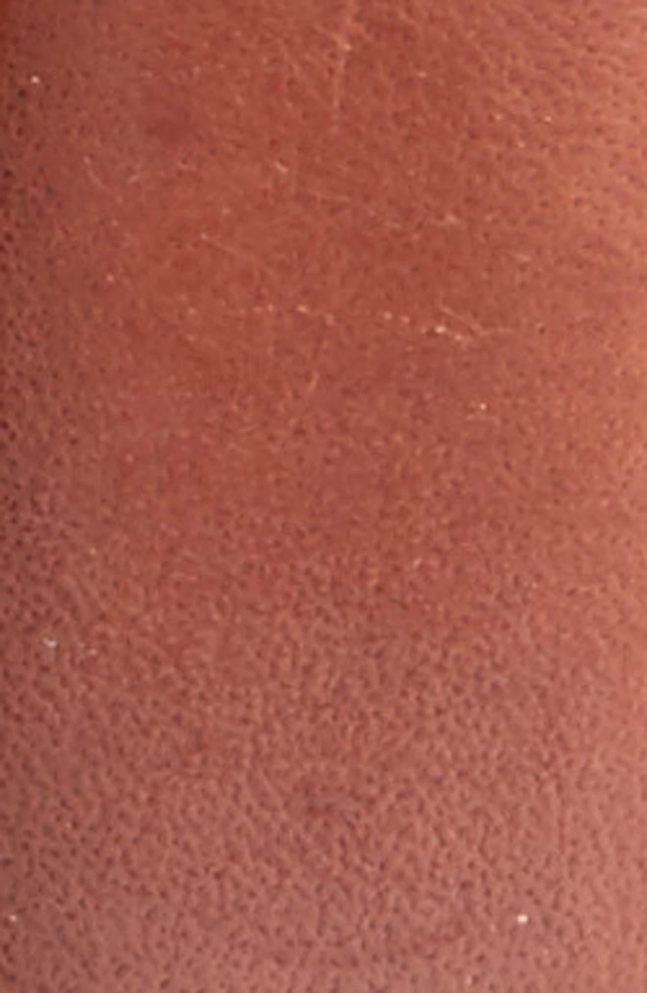 Leather Belt,                             Alternate thumbnail 2, color,                             BRITISH TAN/ NUBUCK