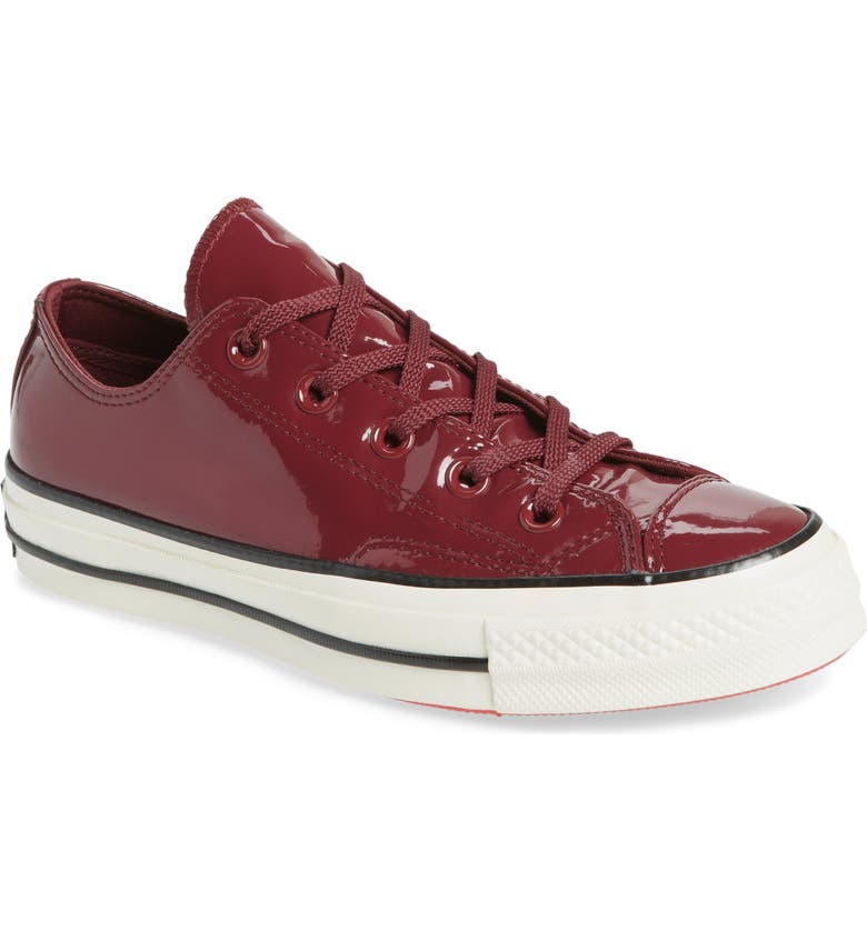 Converse CHUCK TAYLOR ALL STAR 70 PATENT LOW TOP SNEAKER