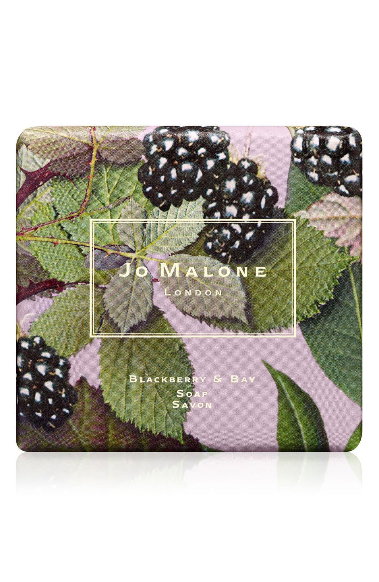 JO MALONE LONDON<SUP>™</SUP> Blackberry & Bay Soap, Main, color, NO COLOR