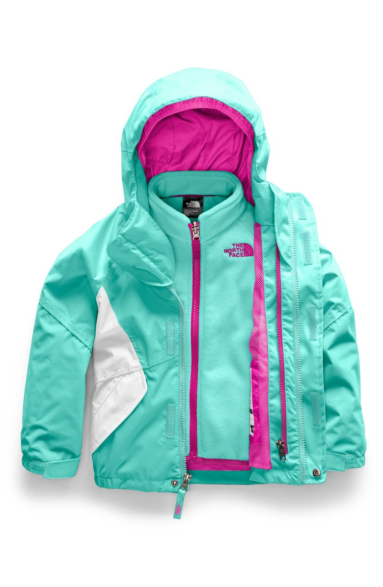 780a2264cb6e The North Face Kira Triclimate® 3-in-1 Jacket (Toddler Girls ...