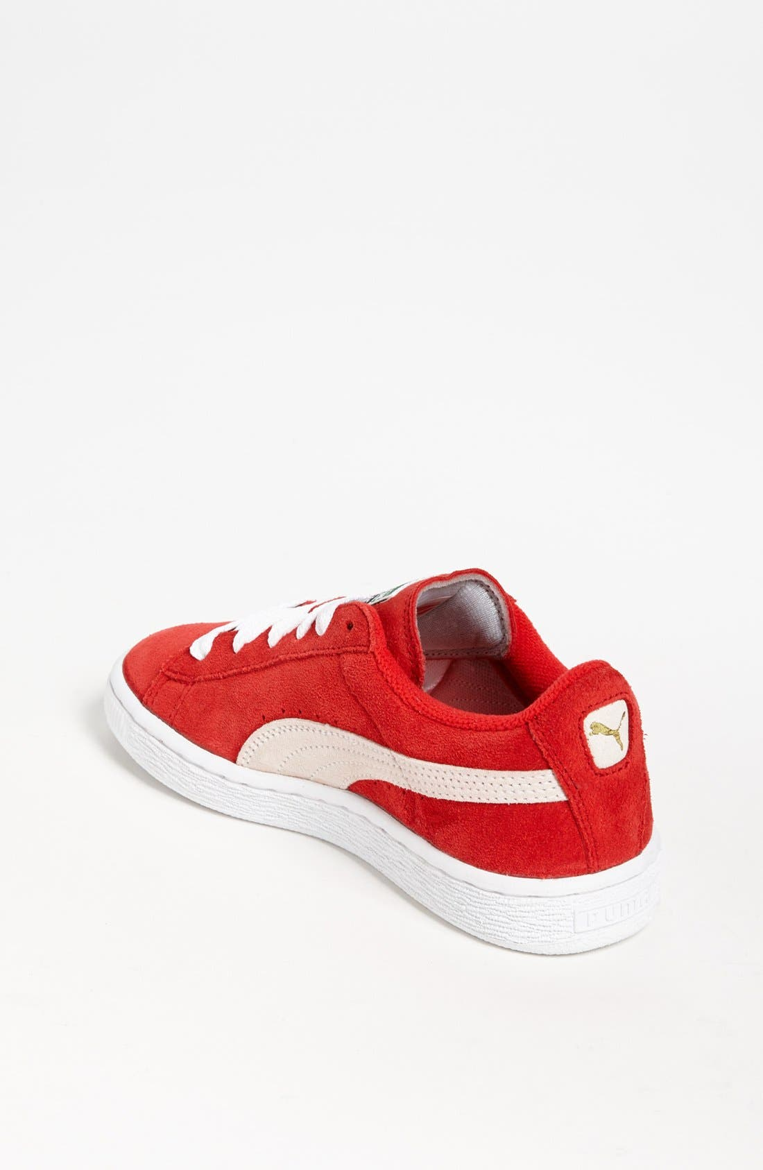 'Suede Jr.' Sneaker,                             Alternate thumbnail 36, color,