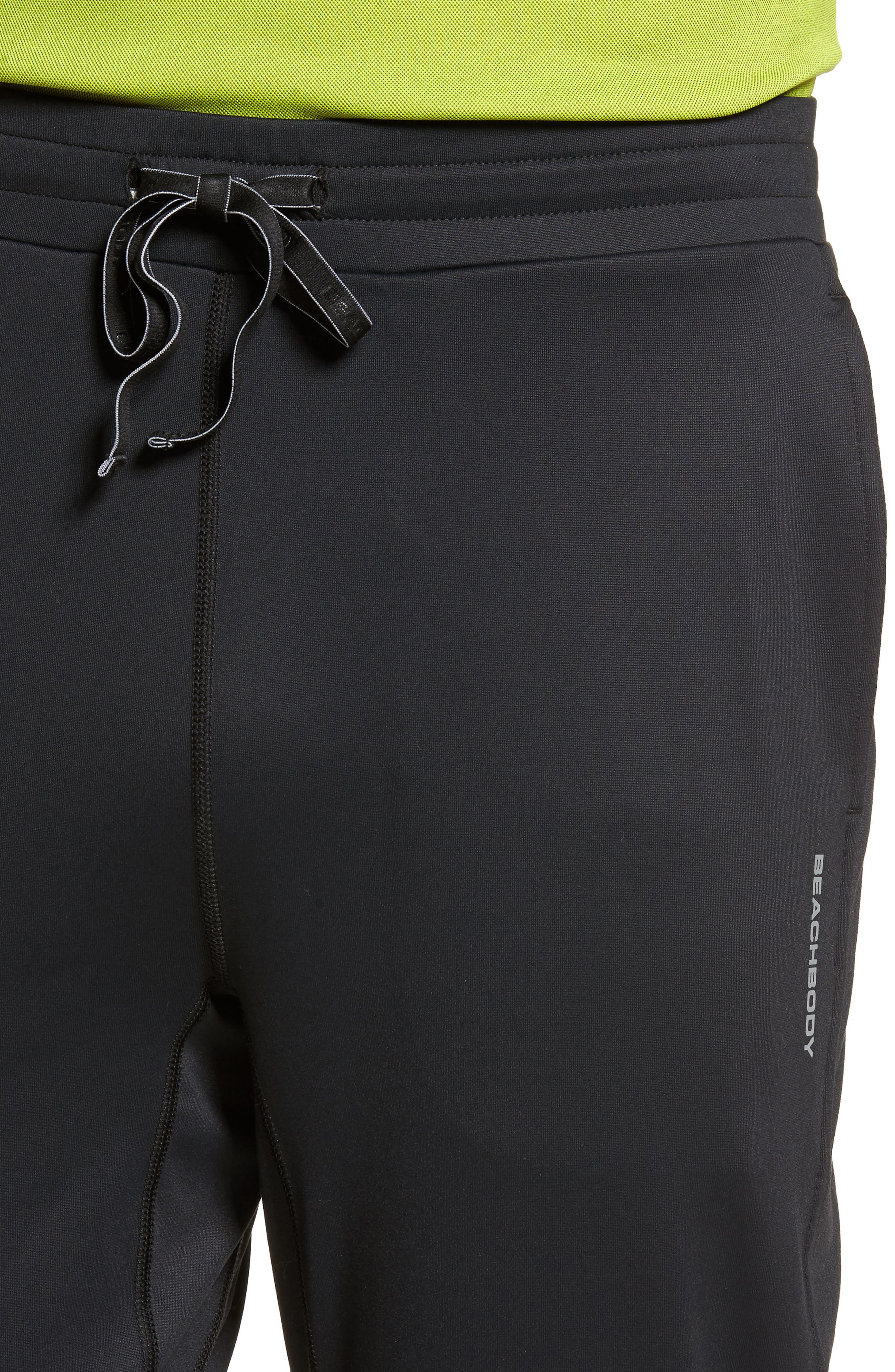 Go-To Slim Athletic Pants,                             Alternate thumbnail 4, color,                             001