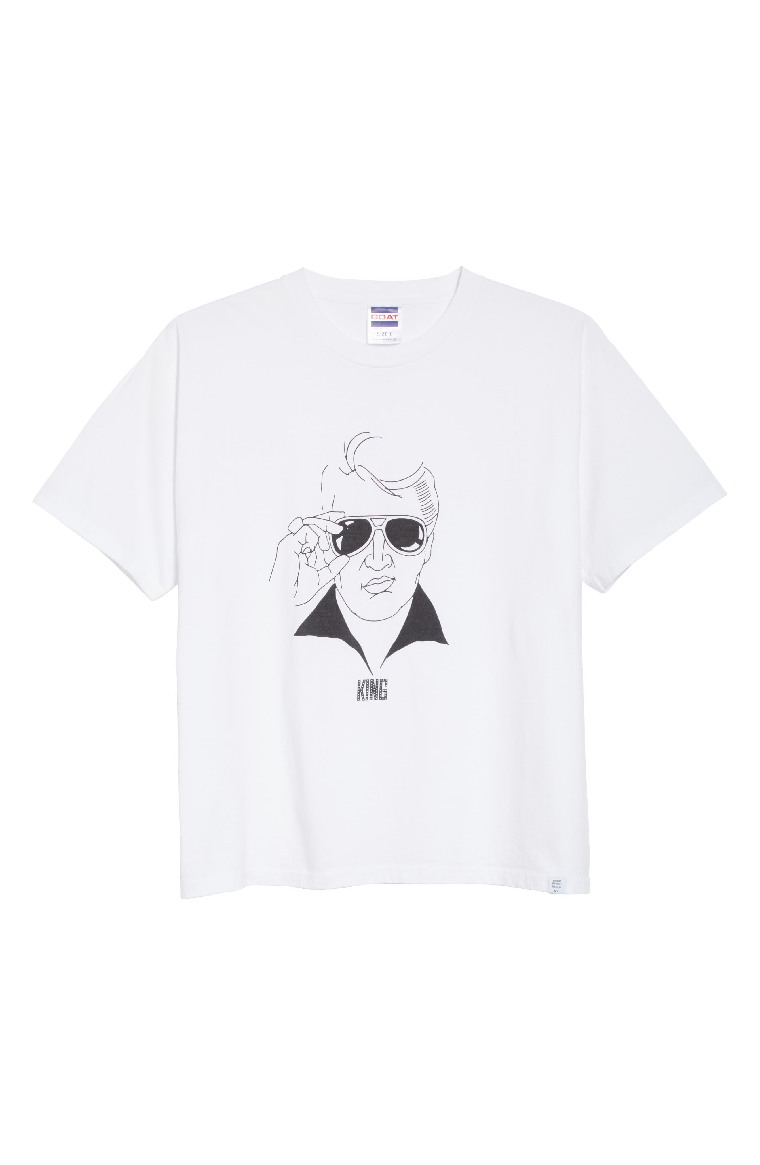 Slater Graphic T-Shirt,                             Alternate thumbnail 6, color,                             WHITE