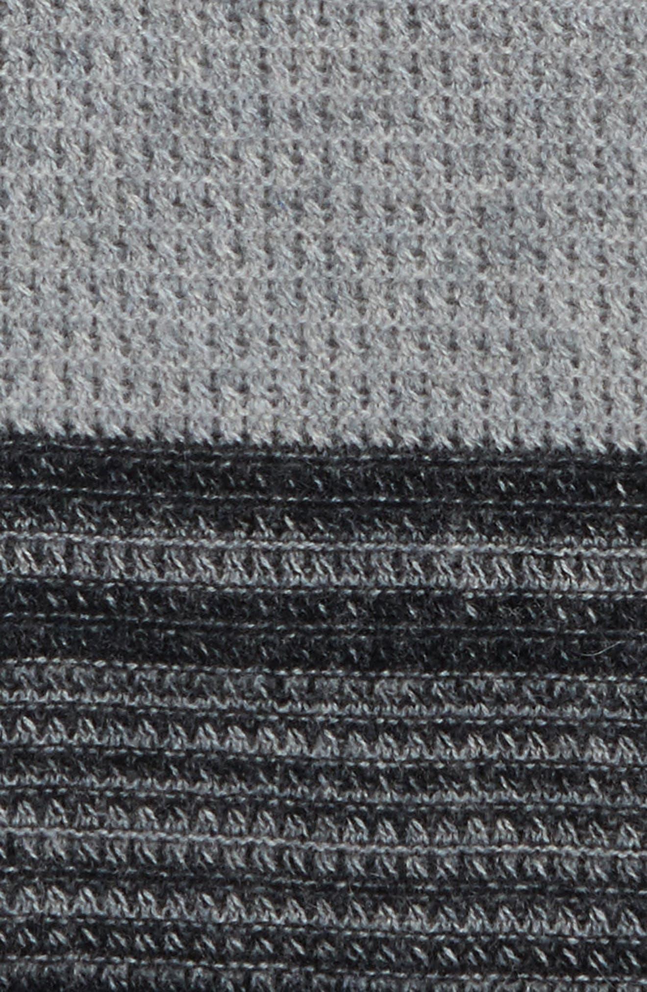 HALOGEN<SUP>®</SUP>,                             Ombré Cashmere Infinity Scarf,                             Alternate thumbnail 4, color,                             020