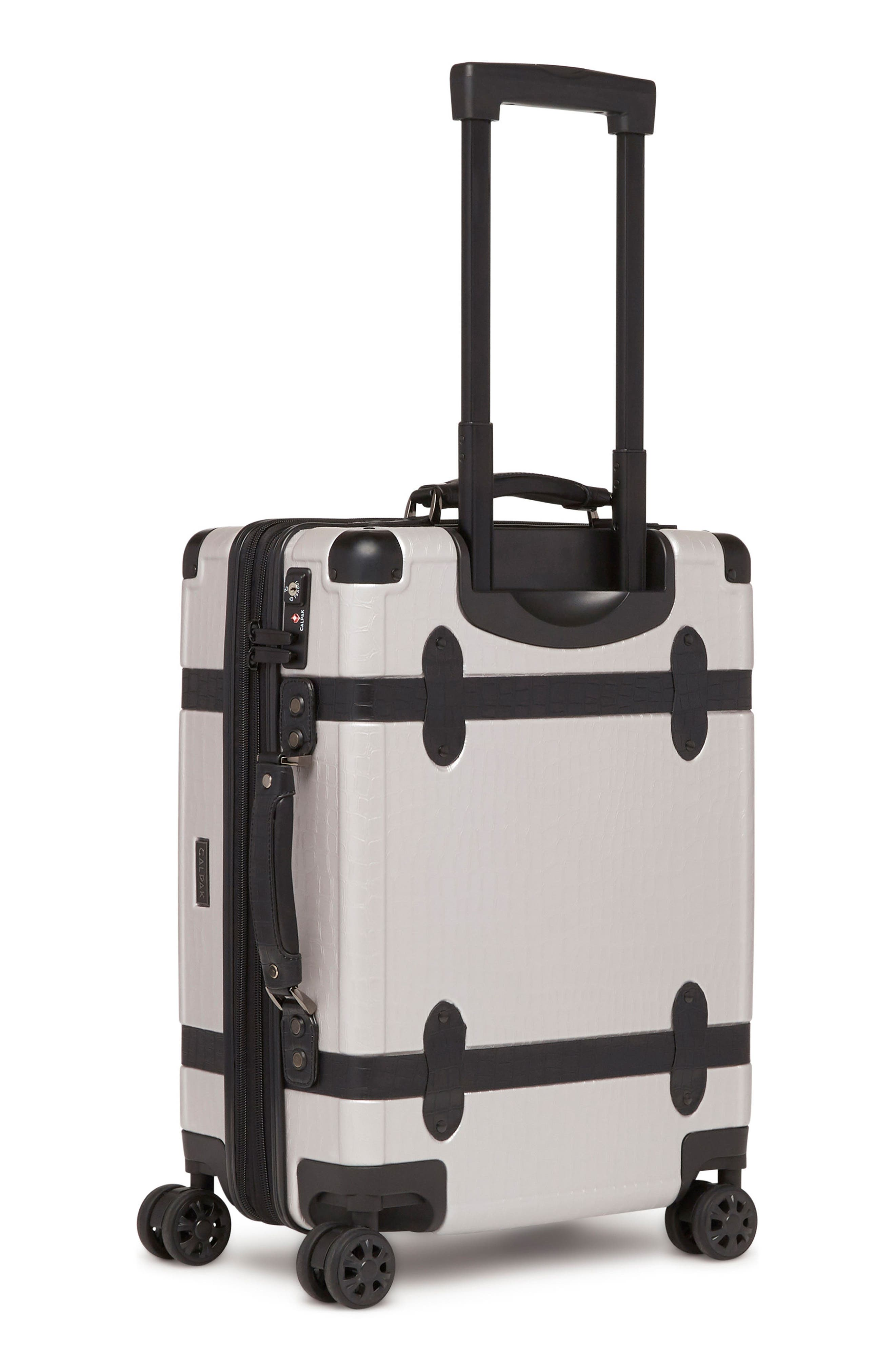 20-Inch & 28-Inch Trunk Rolling Luggage Set,                             Alternate thumbnail 2, color,                             GRAY