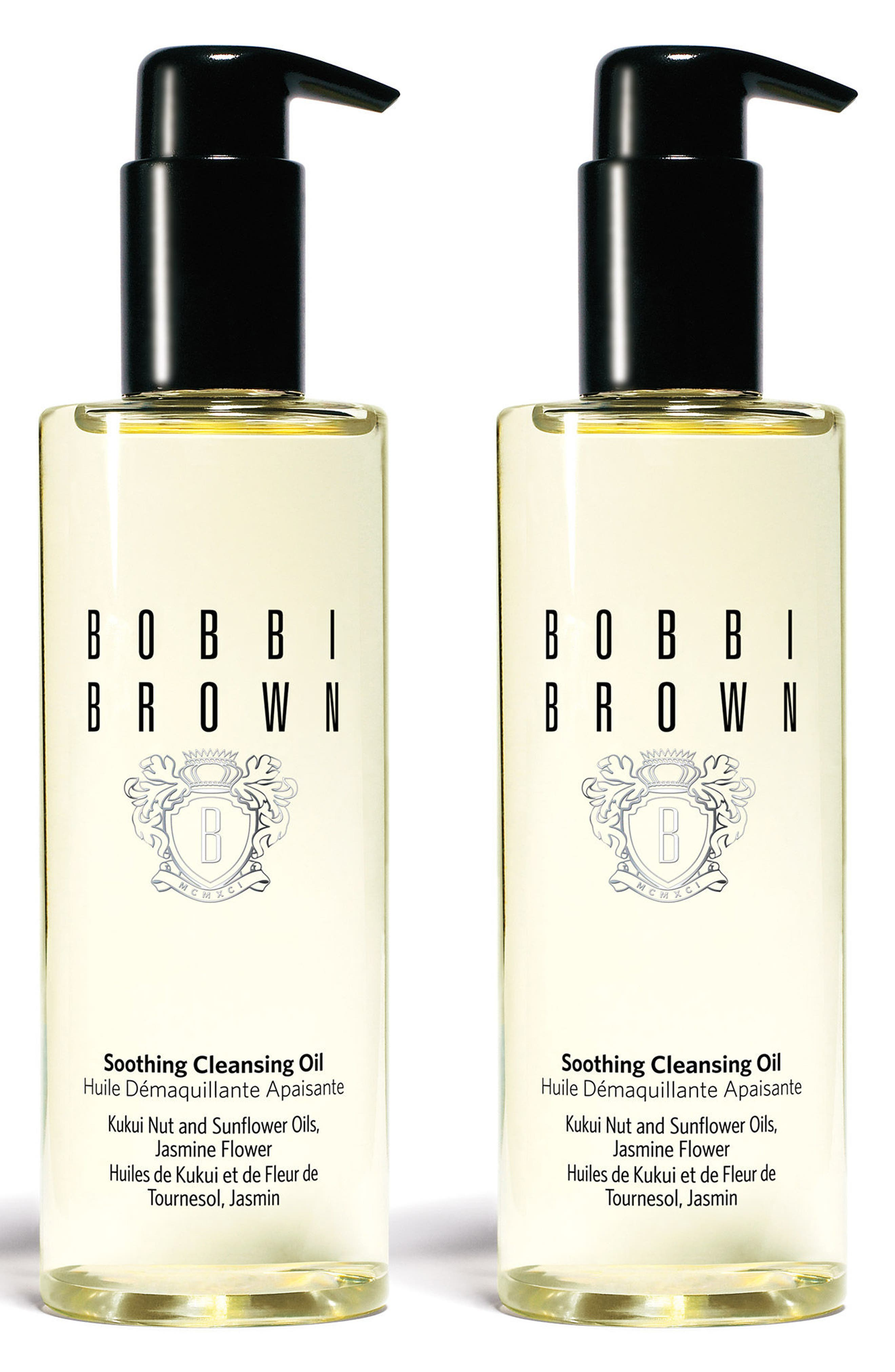 Soothing Cleansing Oil Duo,                             Main thumbnail 1, color,                             000