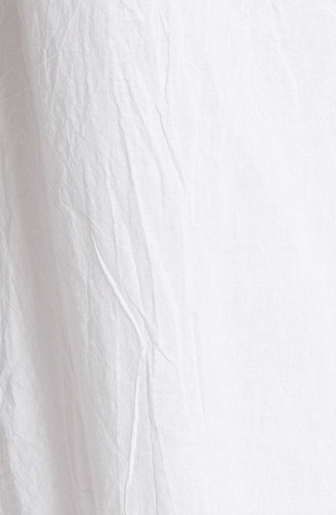 Cover-Up Pants,                             Alternate thumbnail 6, color,                             WHITE