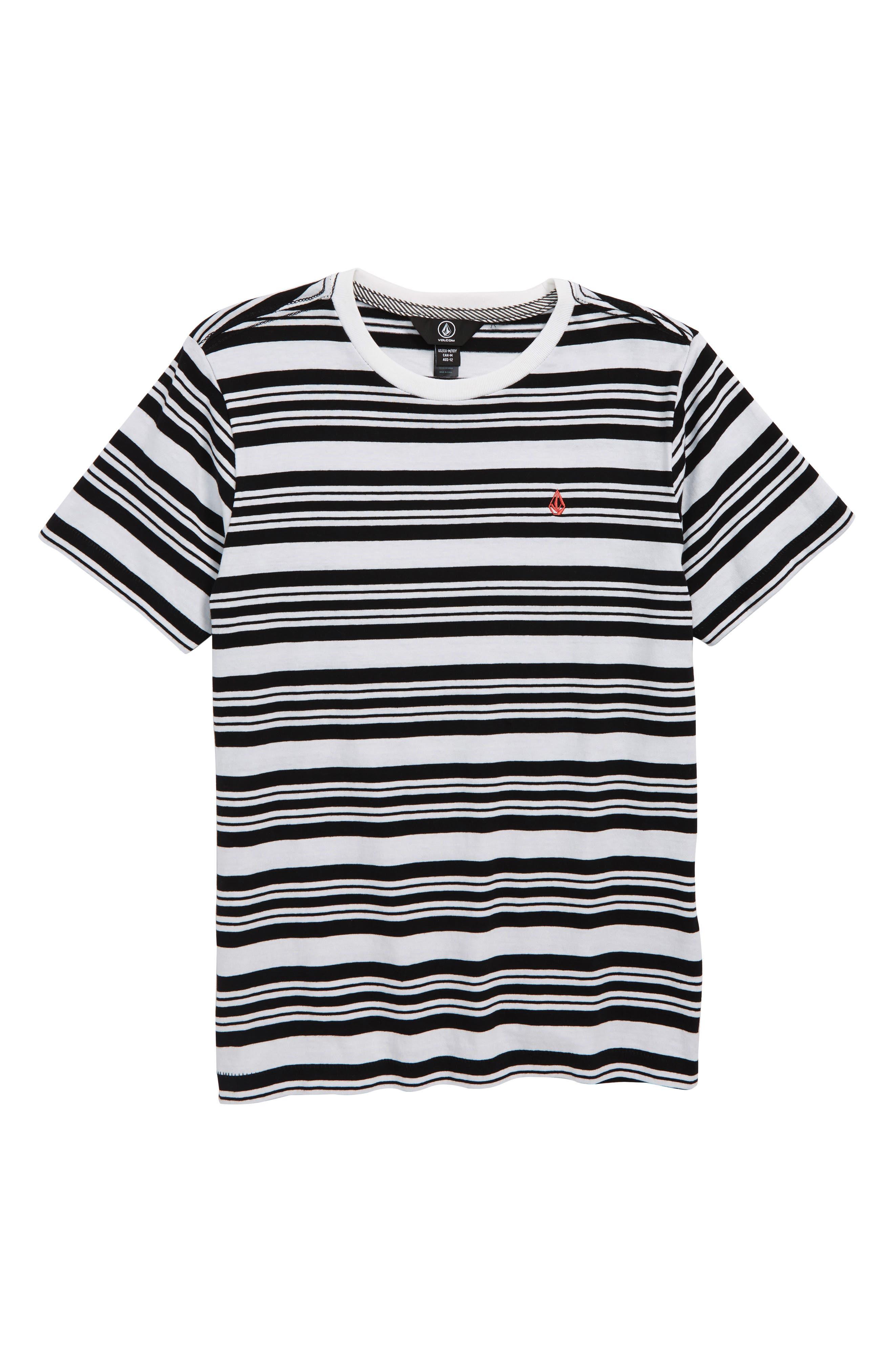 Randall T-Shirt,                         Main,                         color, WHITE