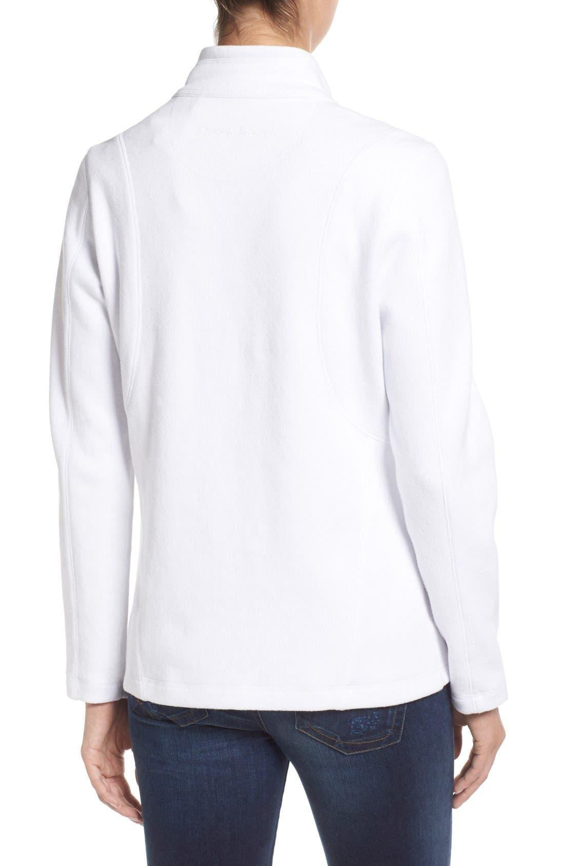 'Aruba' Full Zip Sweatshirt,                             Alternate thumbnail 34, color,
