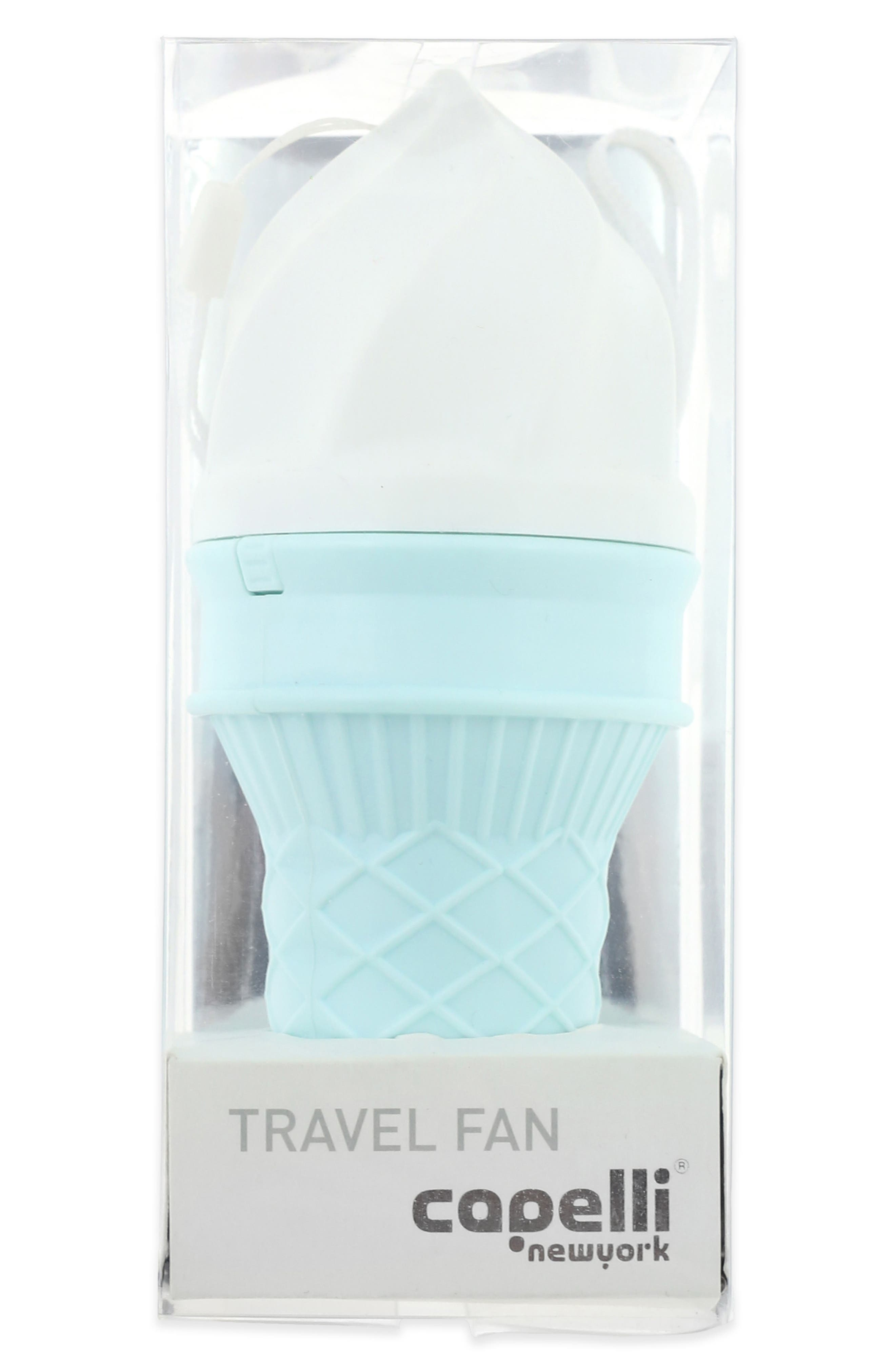 Ice Cream Cone Mini Fan,                             Alternate thumbnail 4, color,                             338