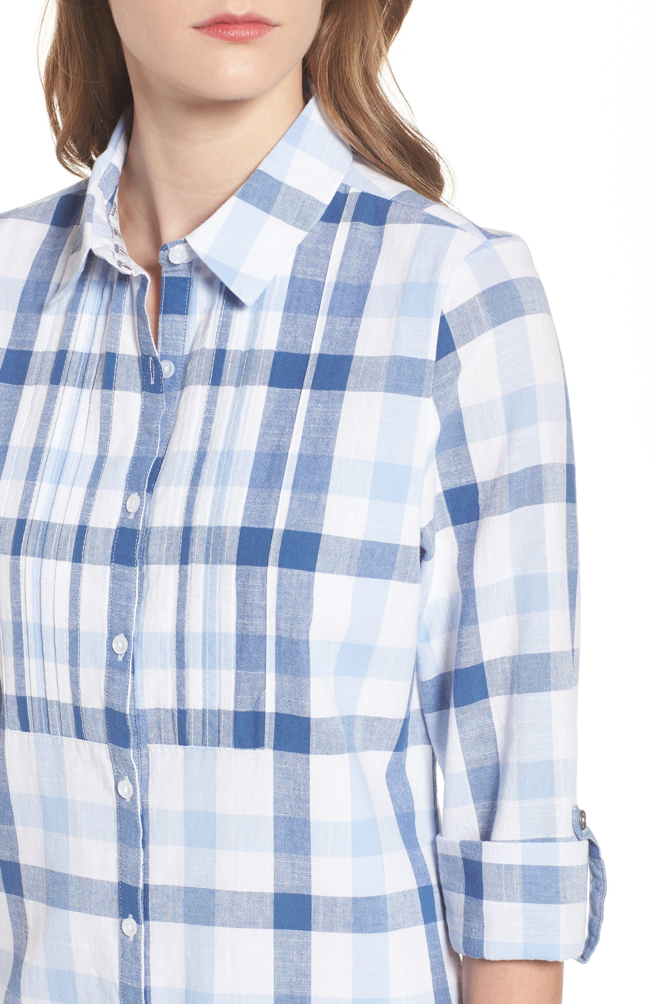 Bamburgh Shirtdress,                             Alternate thumbnail 4, color,                             400