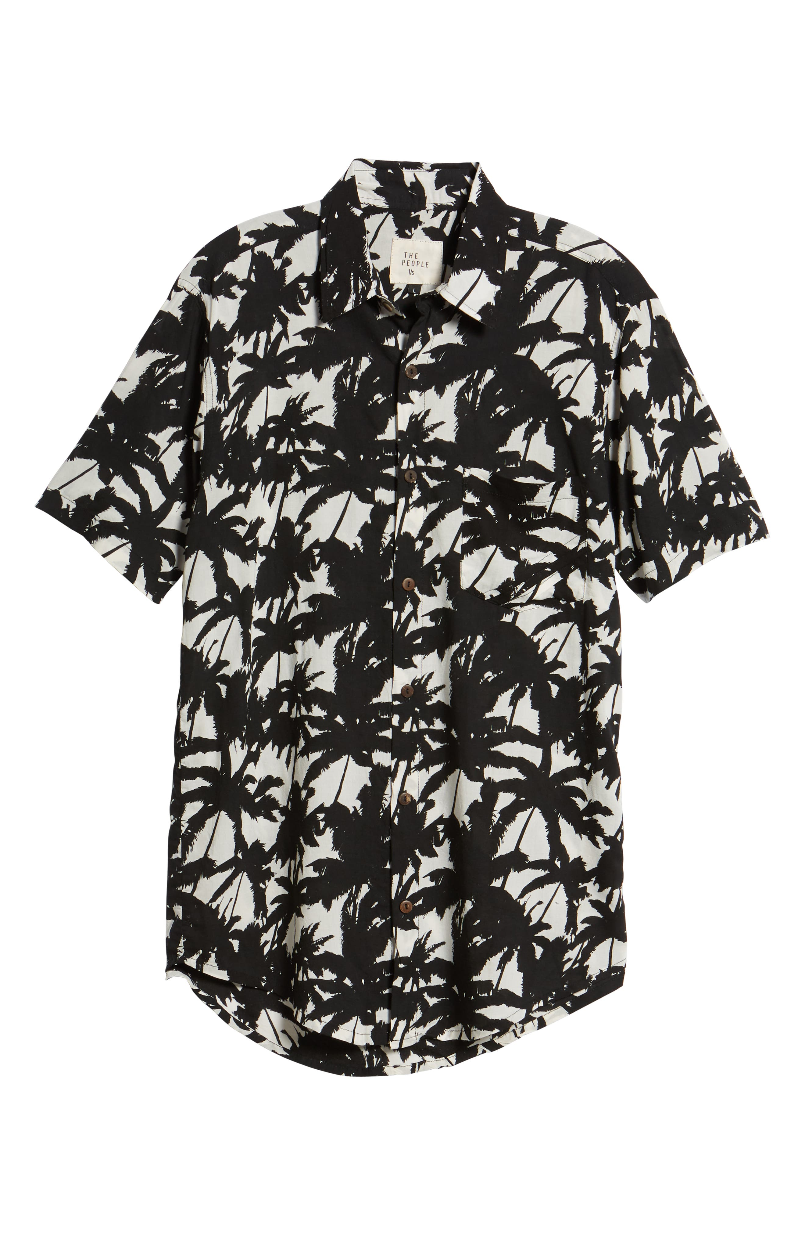 Stevie Woven Shirt,                             Alternate thumbnail 6, color,                             VENICE