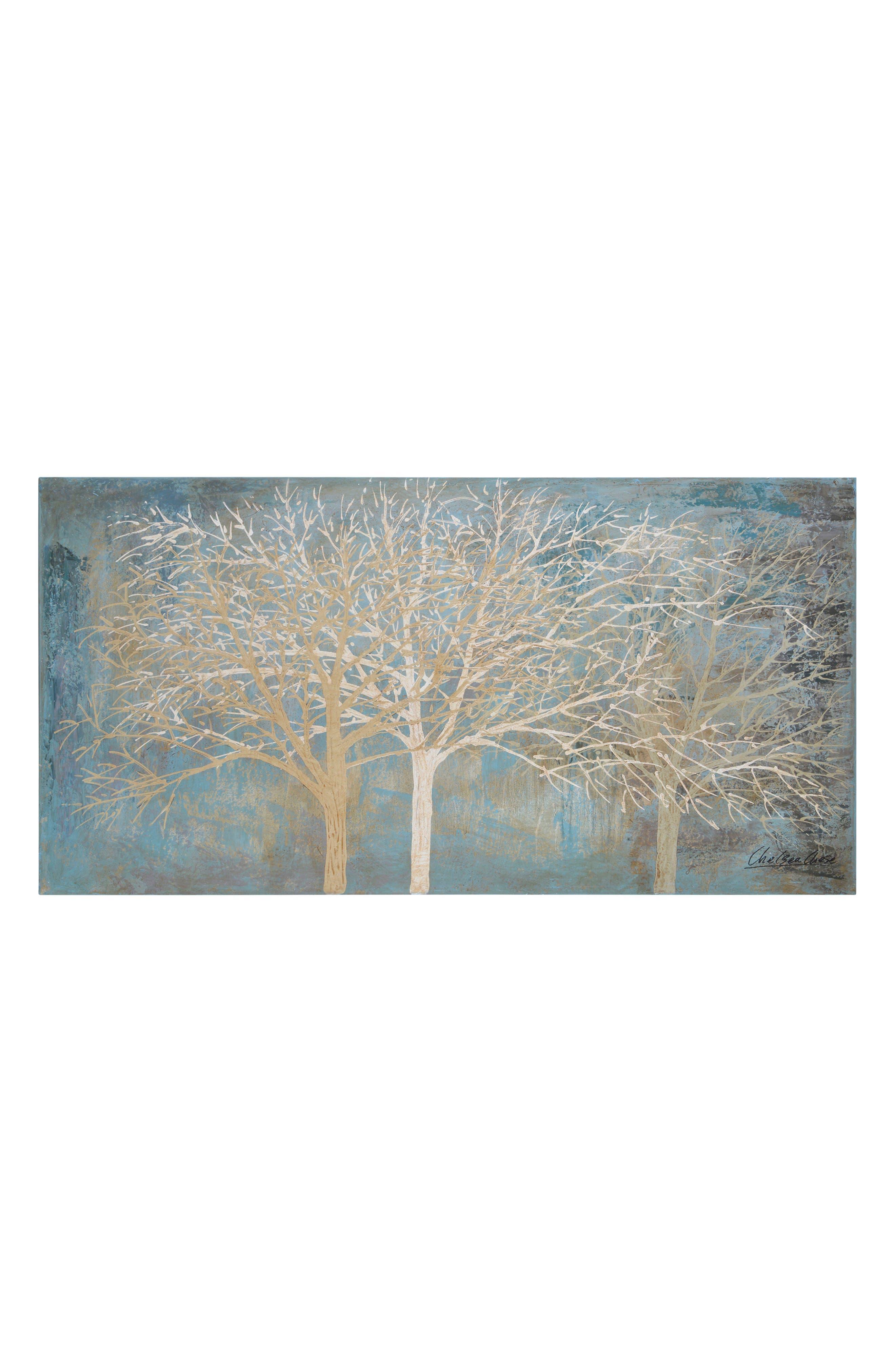 Unkown Meadow Canvas Art,                             Main thumbnail 1, color,                             MULTI COLOR