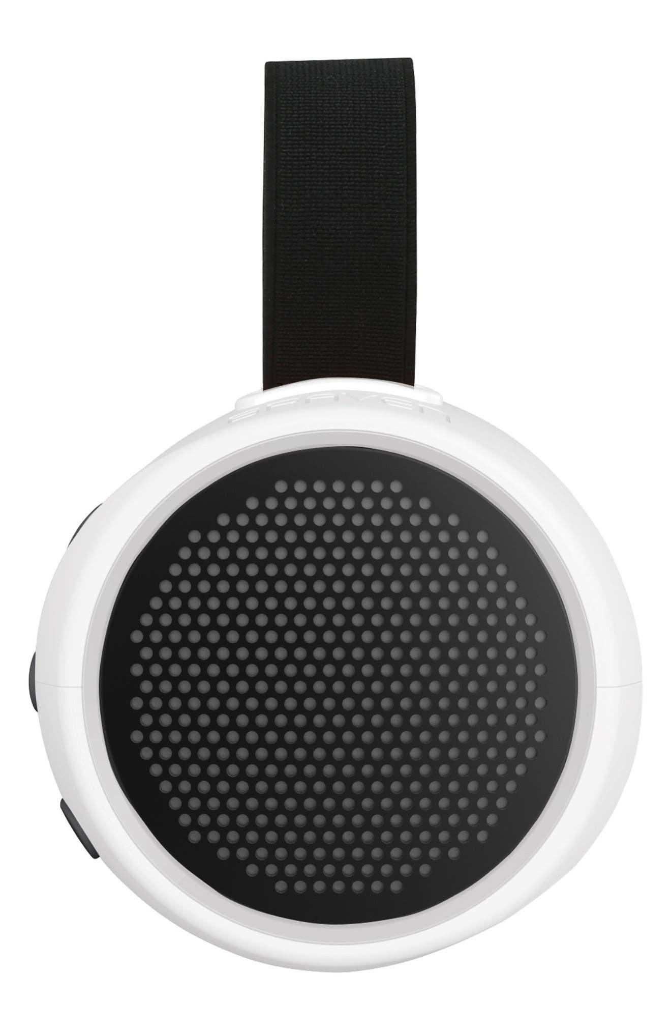 105 Portable Waterproof Bluetooth Speaker,                             Main thumbnail 4, color,