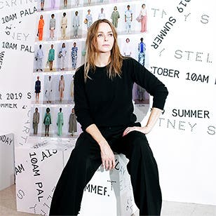 Designer Stella McCartney