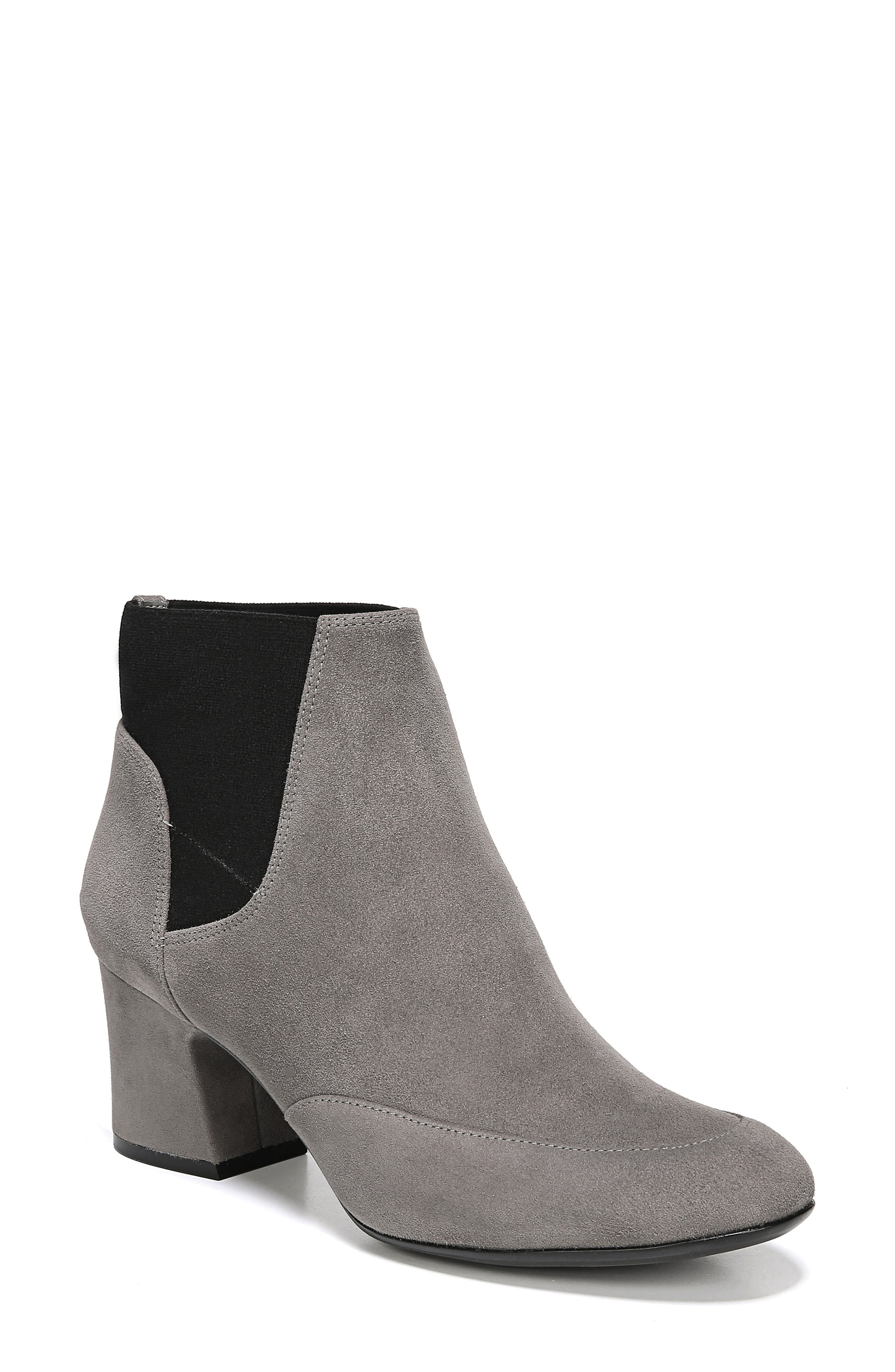 Naturalizer Danica Ankle Bootie- Grey