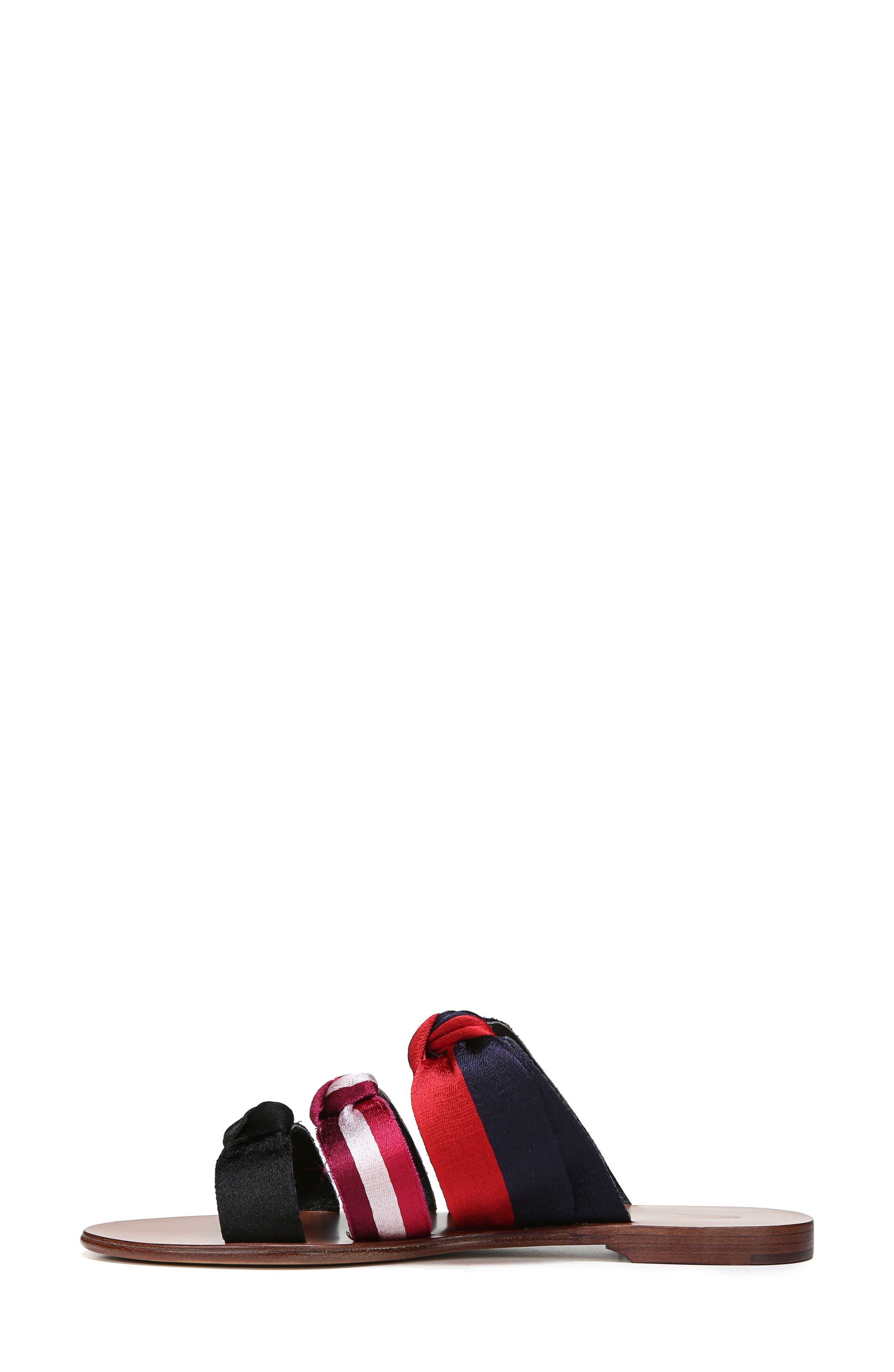 Bree Strappy Slide Sandal,                             Alternate thumbnail 3, color,