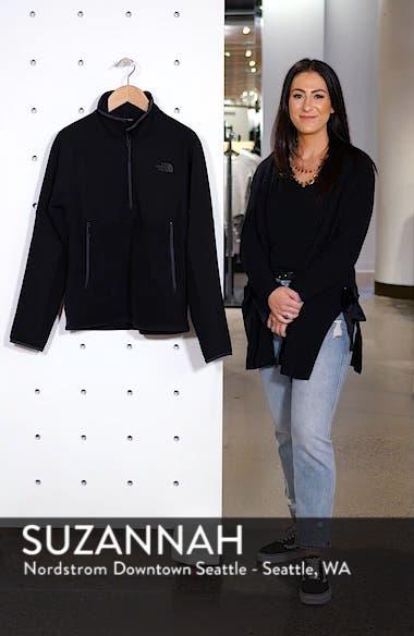 Tolmiepeak Hybrid Half-Zip Pullover, sales video thumbnail