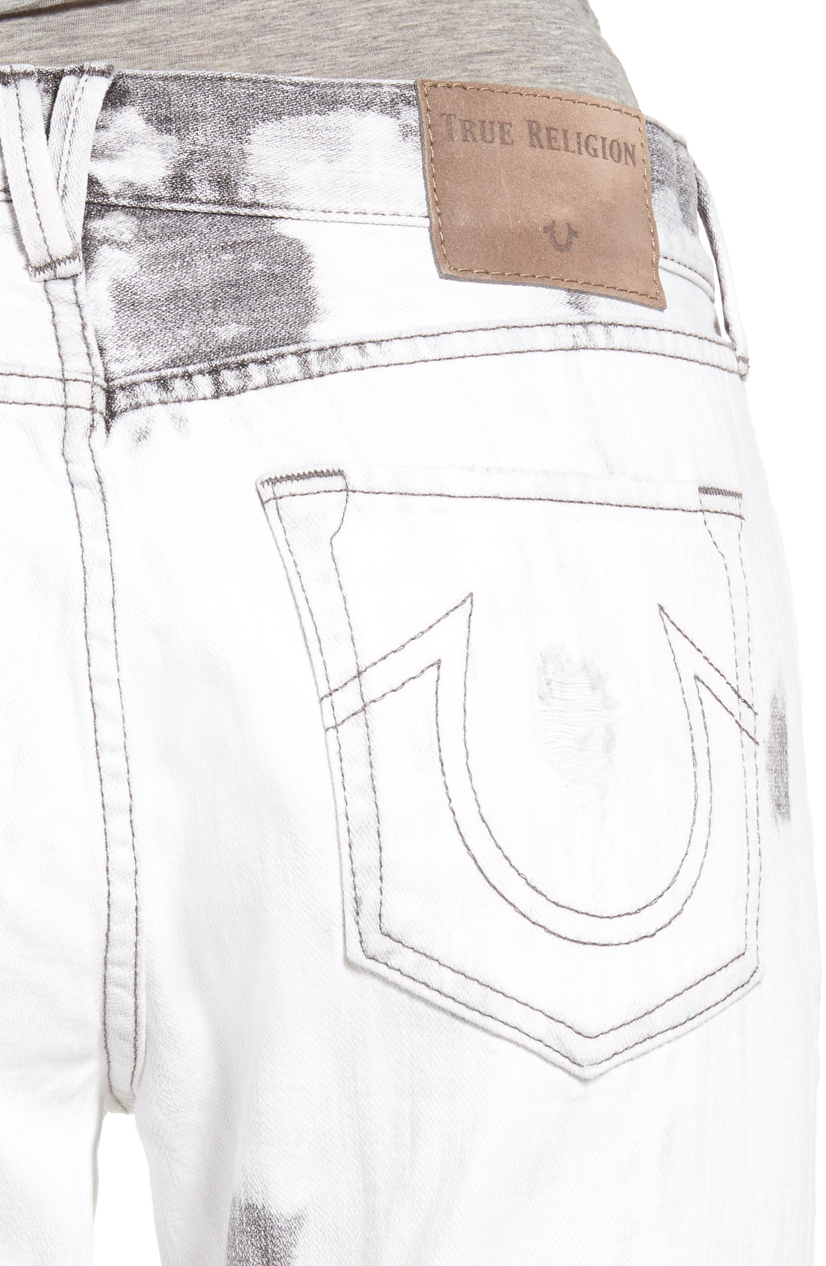 Cameron Boyfriend Jeans,                             Alternate thumbnail 4, color,                             101