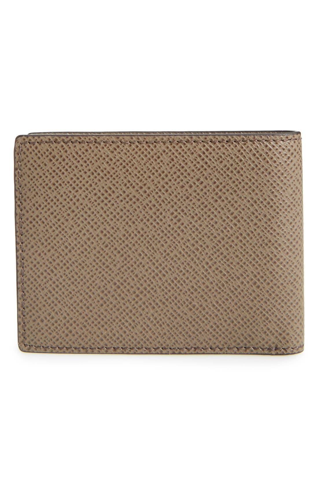 'Signature' Bifold Wallet,                             Alternate thumbnail 10, color,