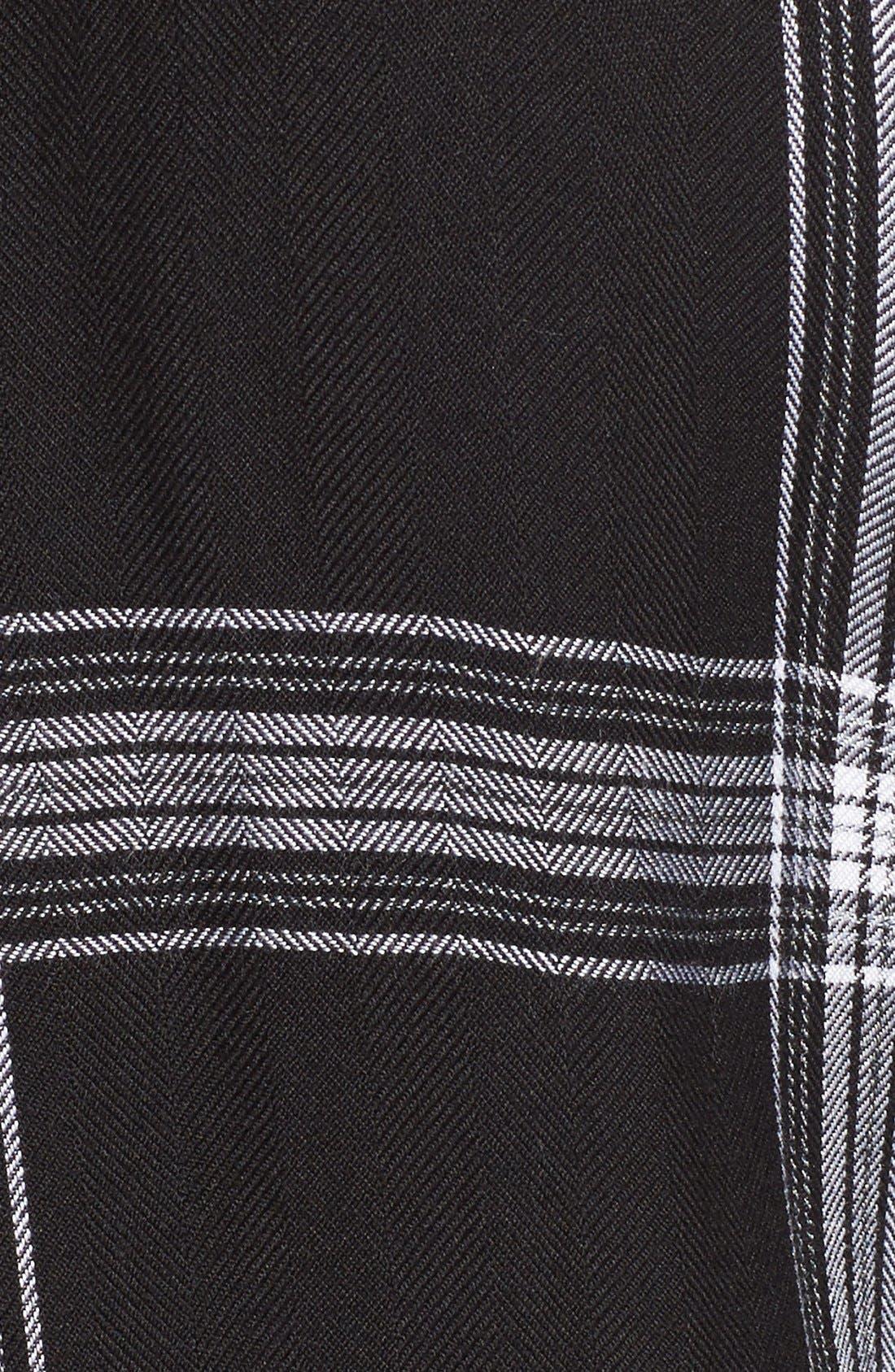 Hunter Plaid Shirt,                             Alternate thumbnail 372, color,
