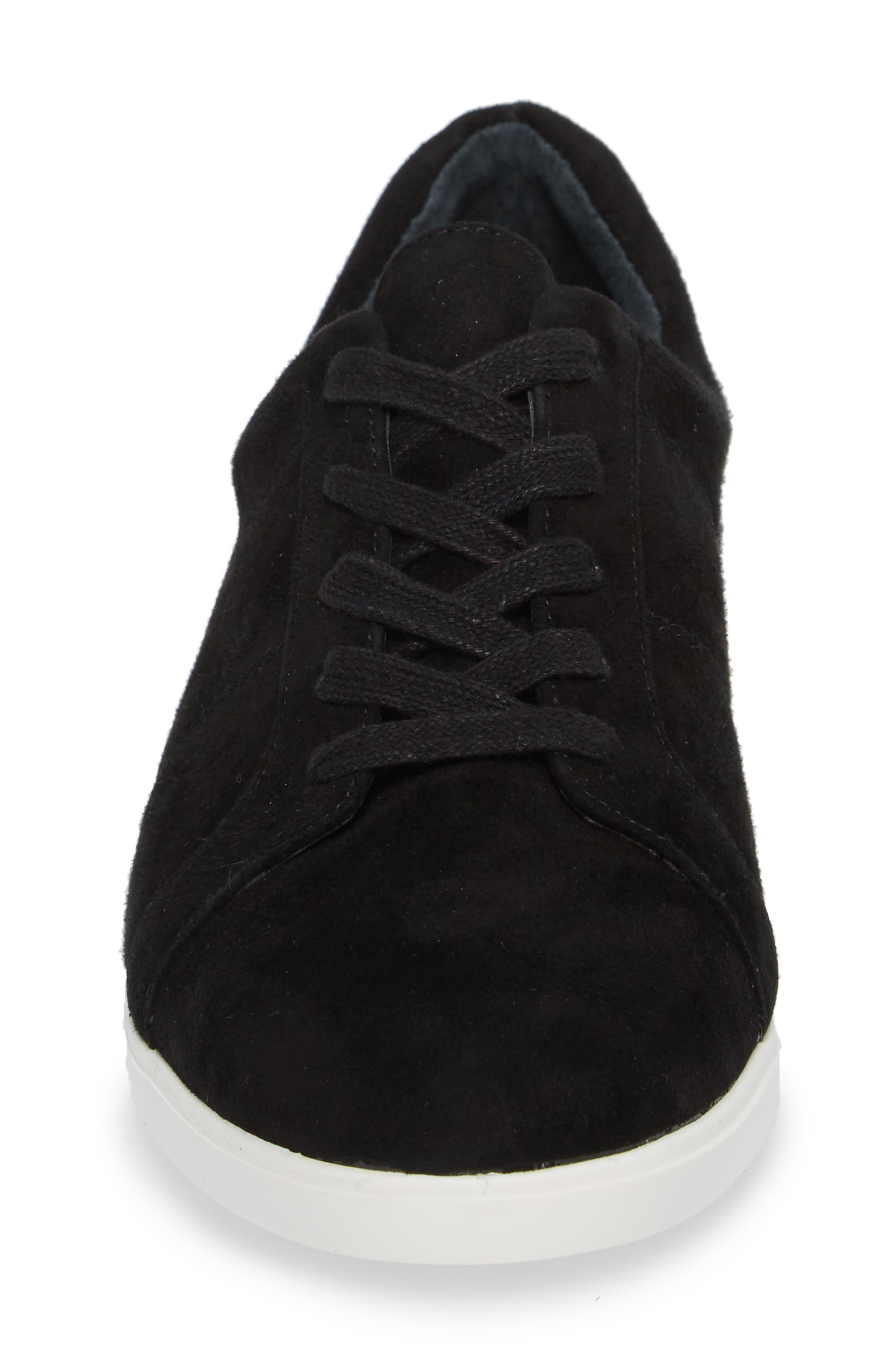 Sharleen Sneaker,                             Alternate thumbnail 4, color,                             001