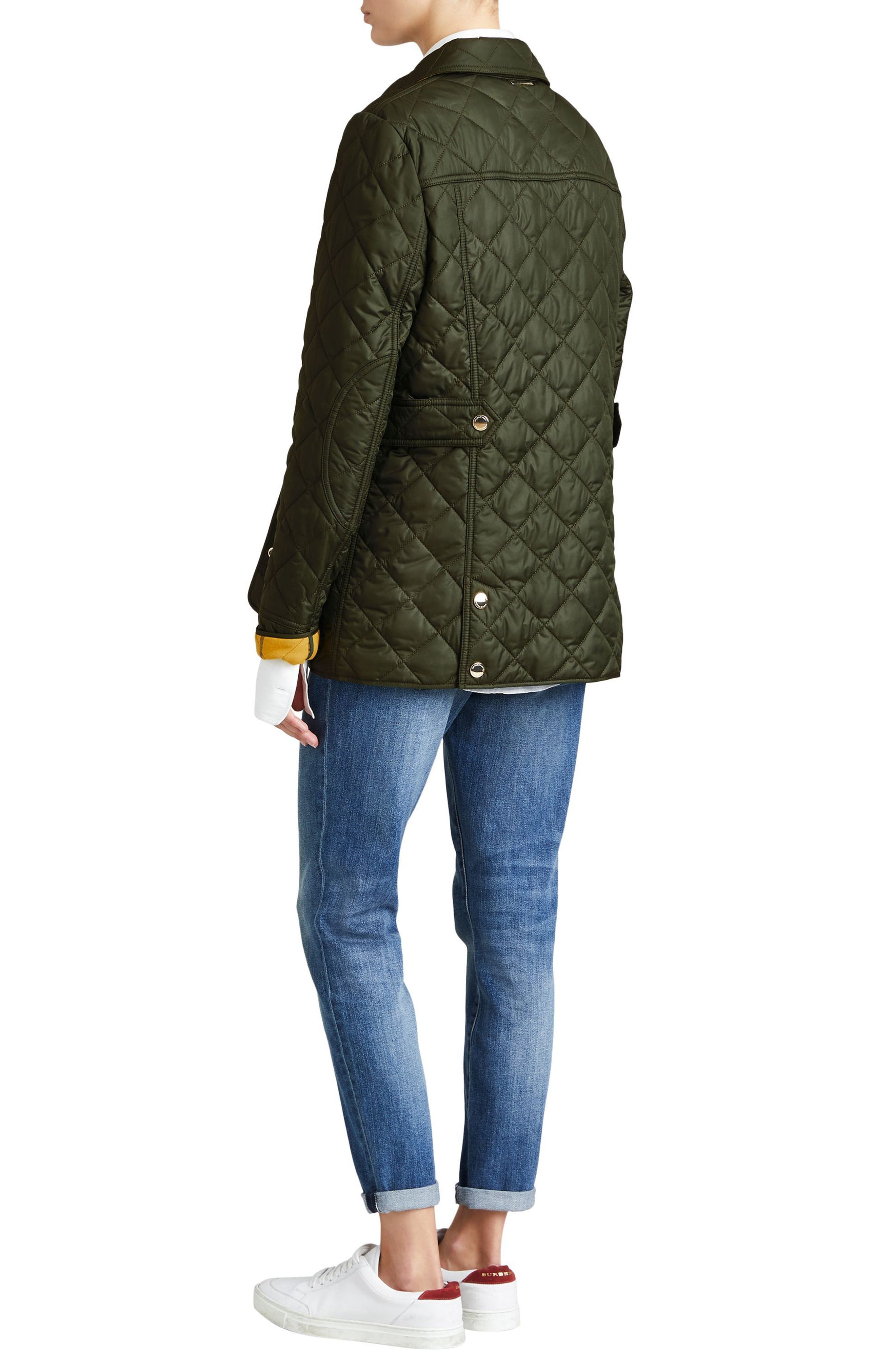 Westbridge Quilted Jacket,                             Alternate thumbnail 2, color,                             311